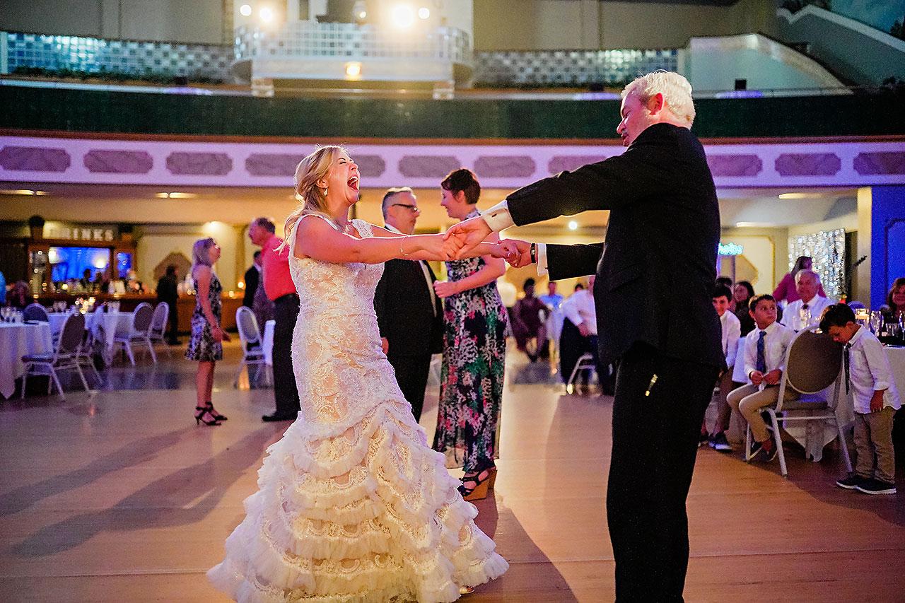 Kara Sean Fountain Square Theater Indianapolis Wedding 274