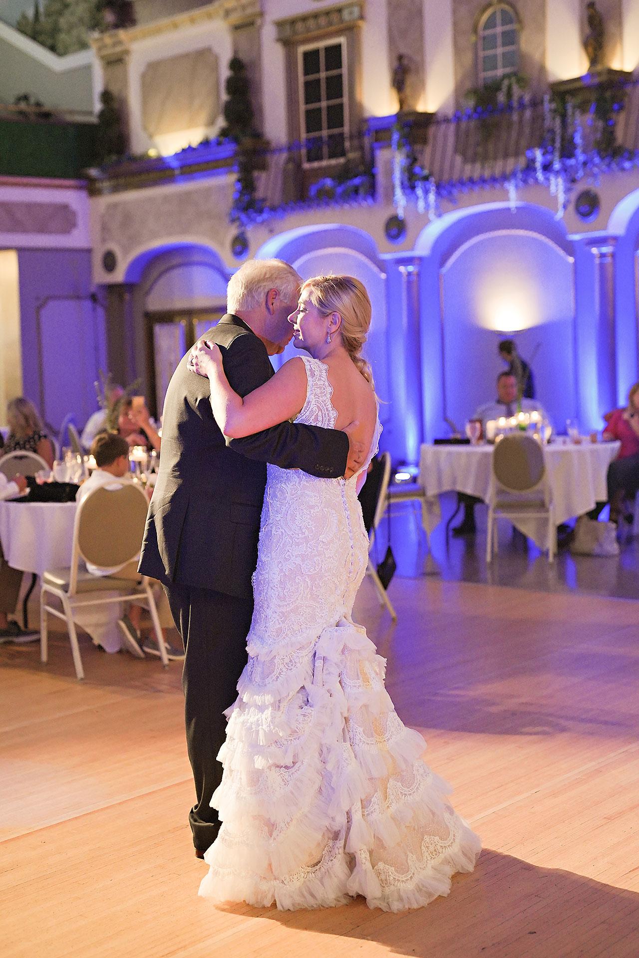 Kara Sean Fountain Square Theater Indianapolis Wedding 265