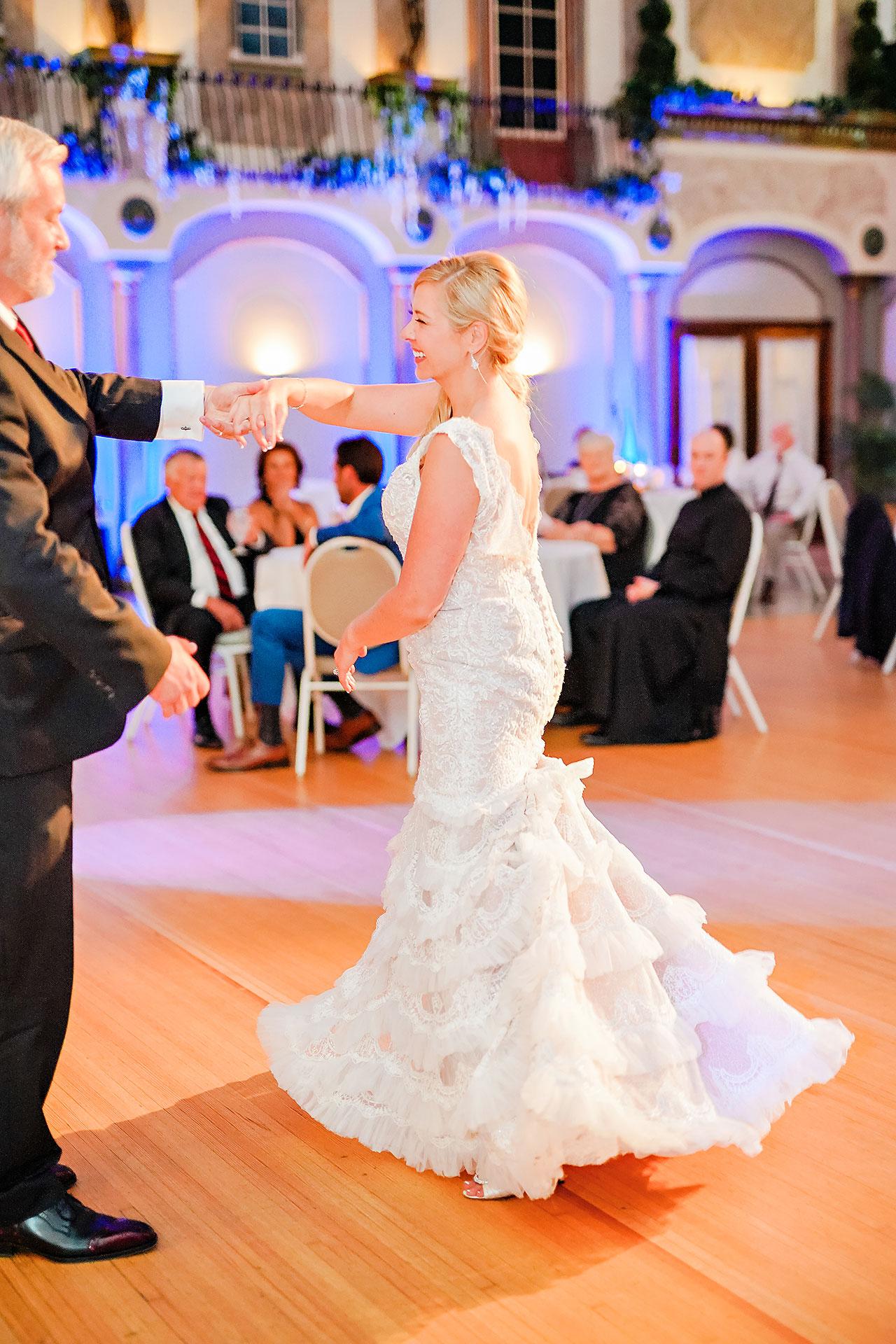 Kara Sean Fountain Square Theater Indianapolis Wedding 252