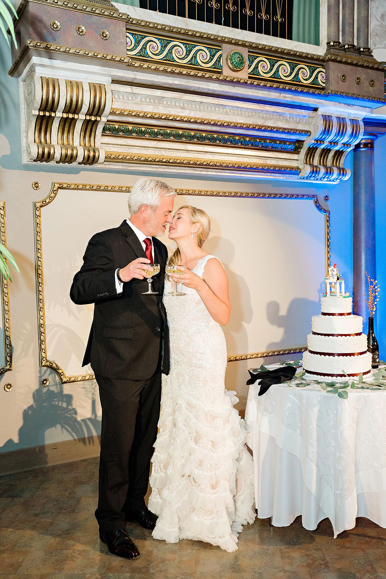 Kara Sean Fountain Square Theater Indianapolis Wedding 246