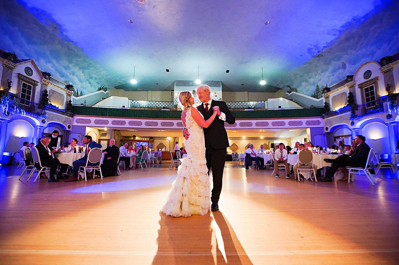 Kara Sean Fountain Square Theater Indianapolis Wedding 247