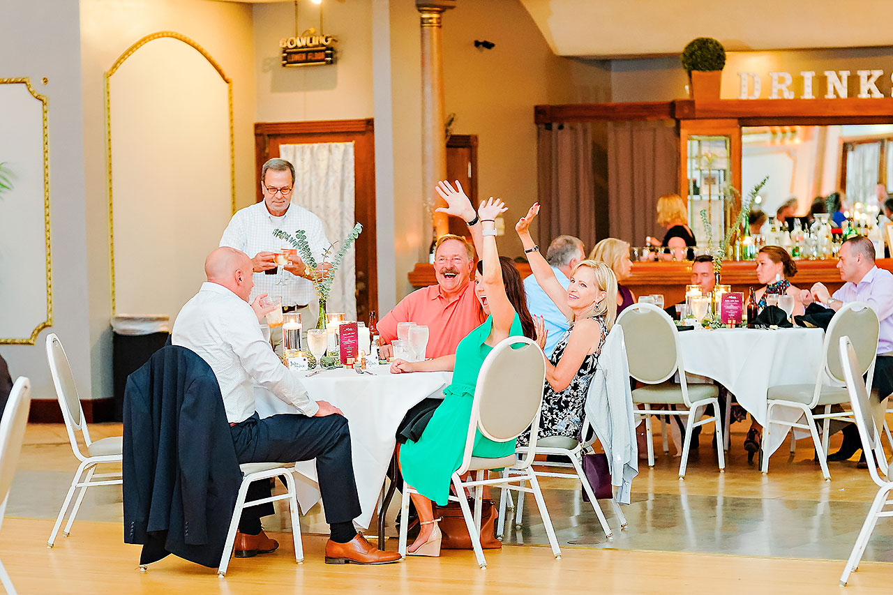 Kara Sean Fountain Square Theater Indianapolis Wedding 243