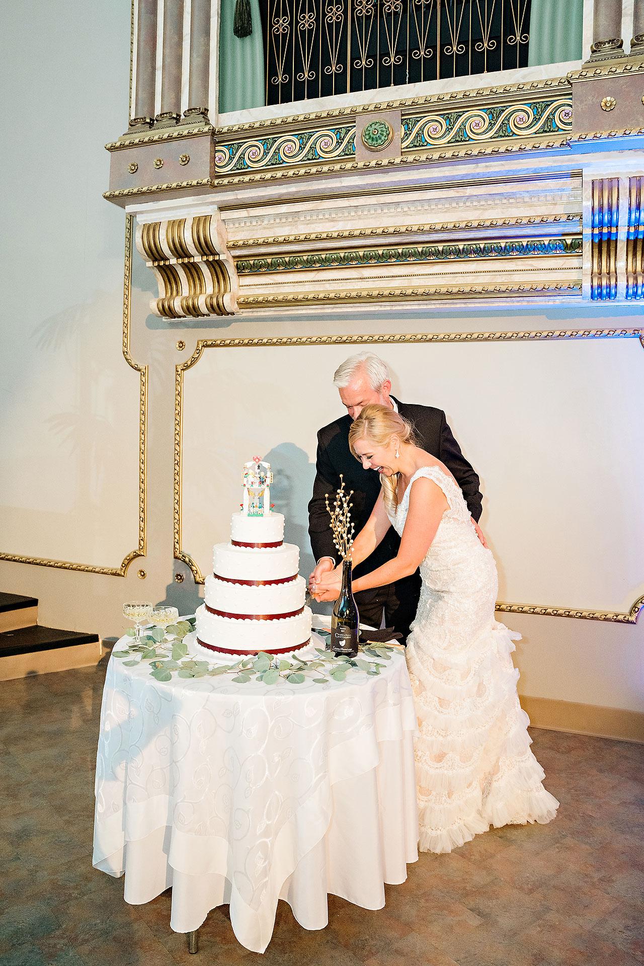 Kara Sean Fountain Square Theater Indianapolis Wedding 245