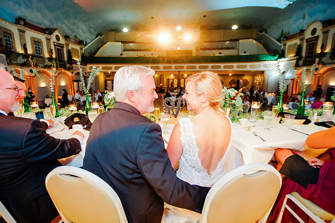 Kara Sean Fountain Square Theater Indianapolis Wedding 239