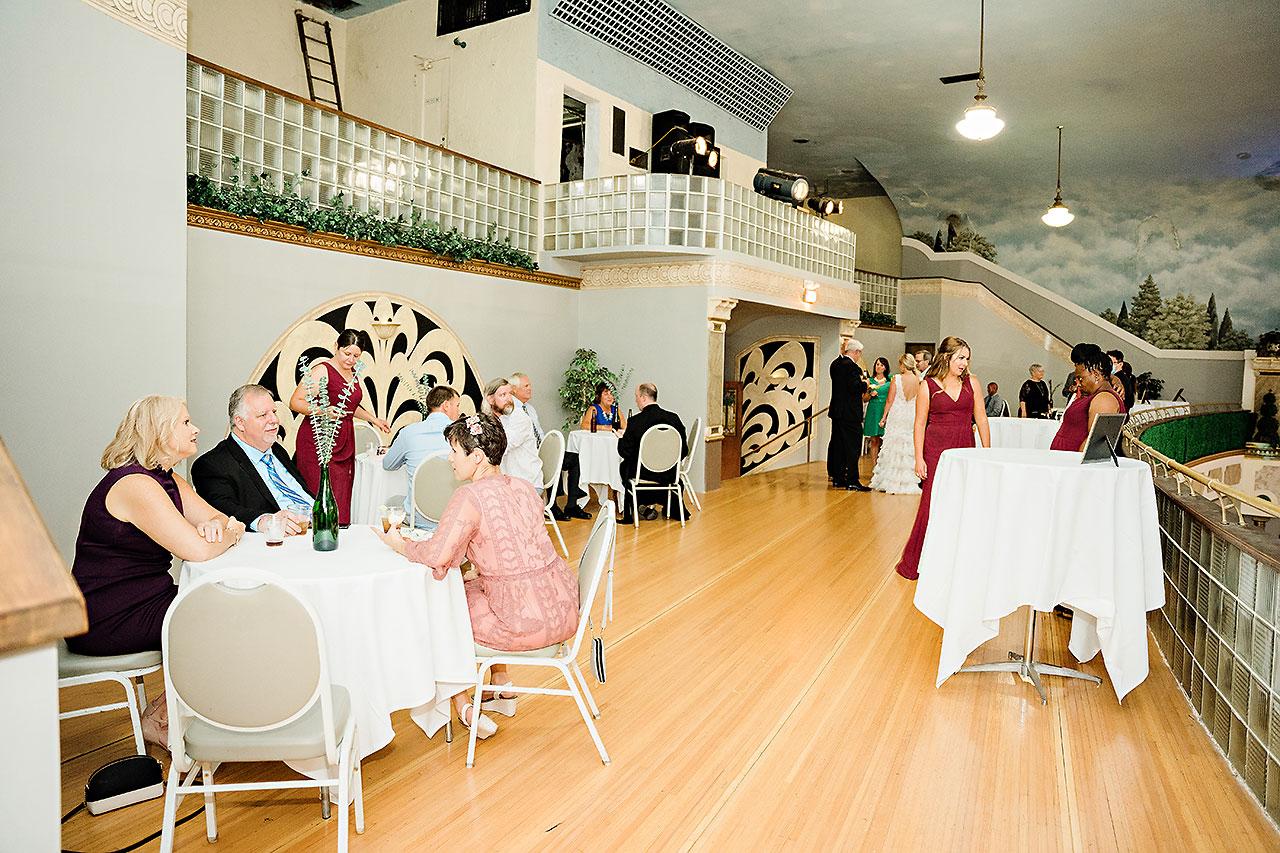 Kara Sean Fountain Square Theater Indianapolis Wedding 223