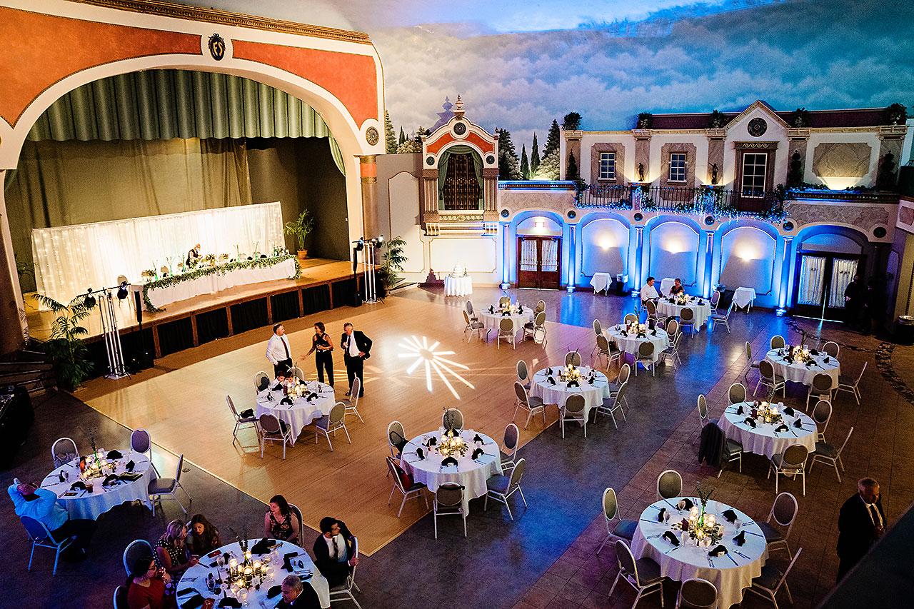 Kara Sean Fountain Square Theater Indianapolis Wedding 221