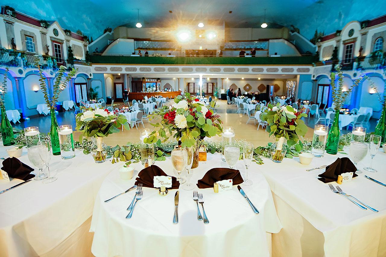 Kara Sean Fountain Square Theater Indianapolis Wedding 222
