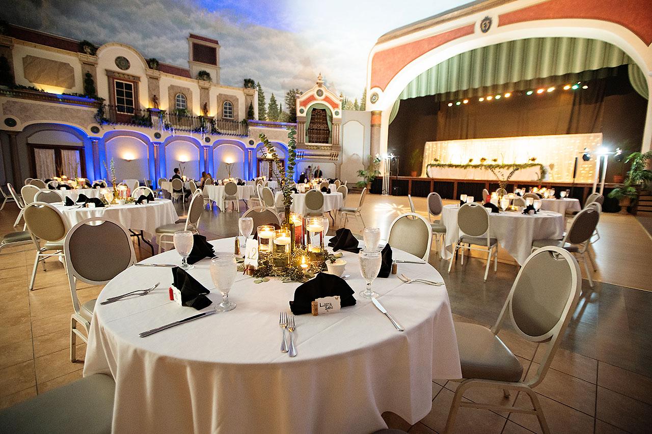 Kara Sean Fountain Square Theater Indianapolis Wedding 219