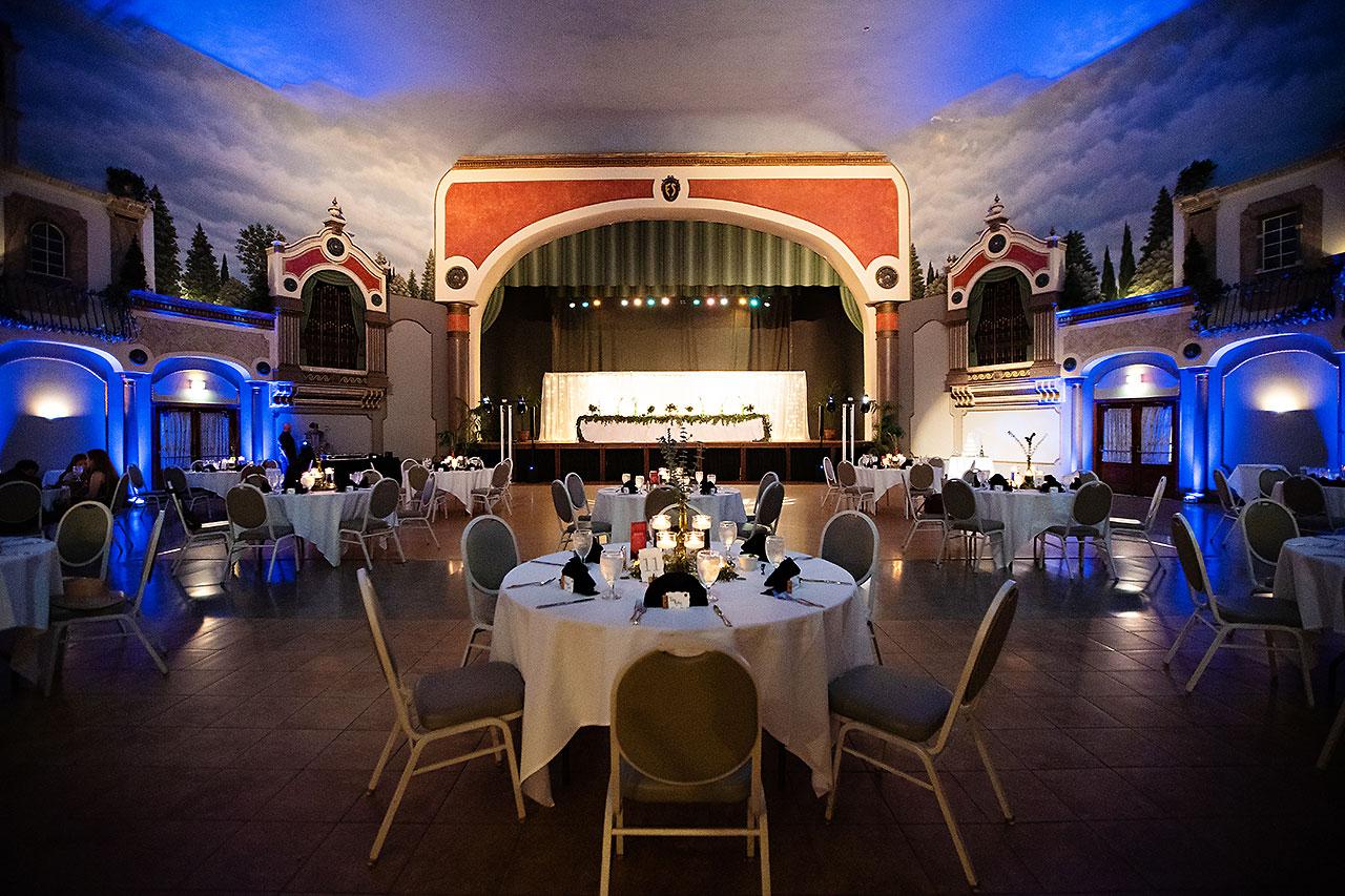 Kara Sean Fountain Square Theater Indianapolis Wedding 217
