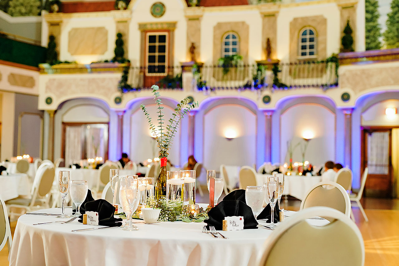Kara Sean Fountain Square Theater Indianapolis Wedding 208