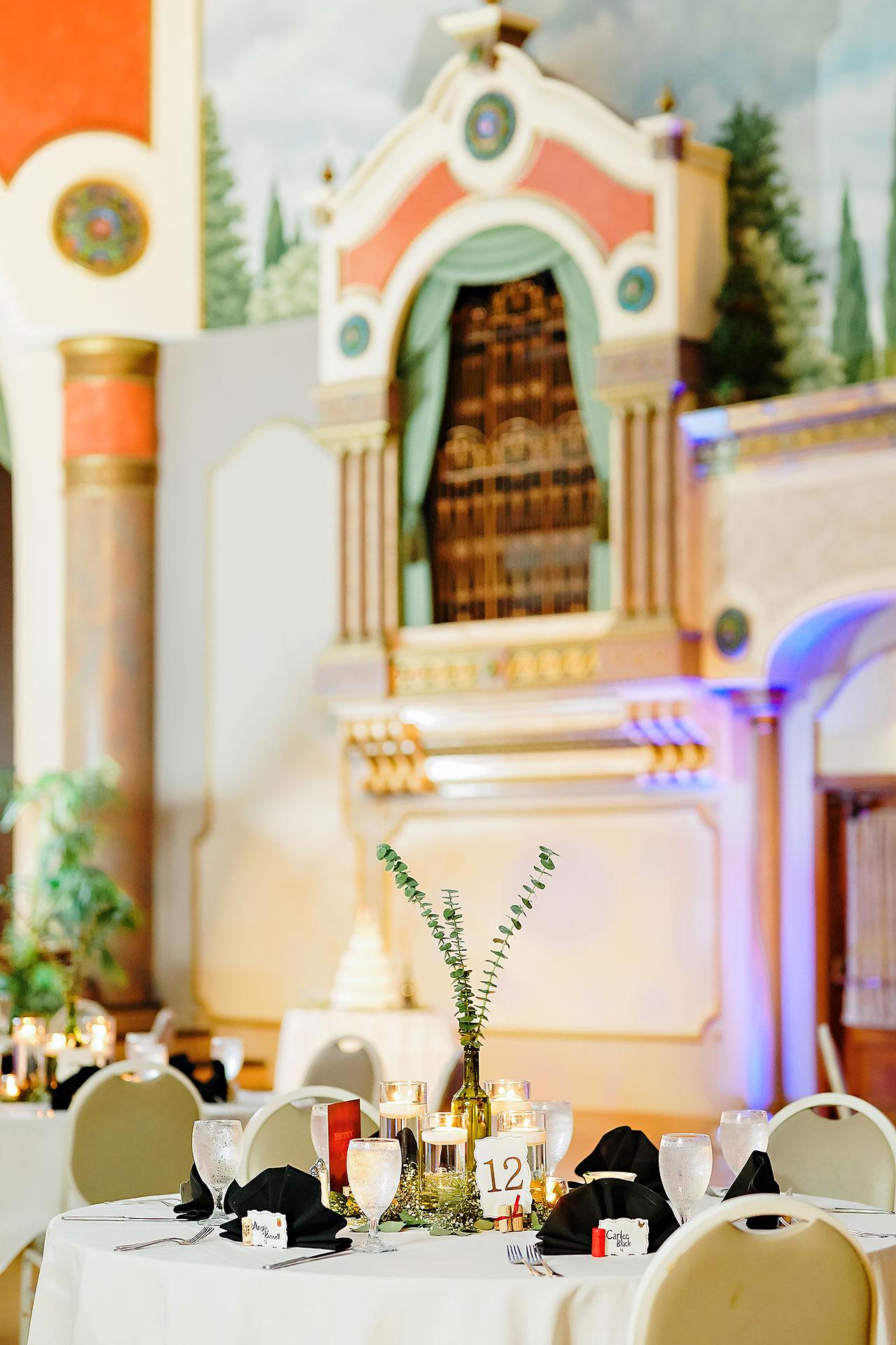 Kara Sean Fountain Square Theater Indianapolis Wedding 209