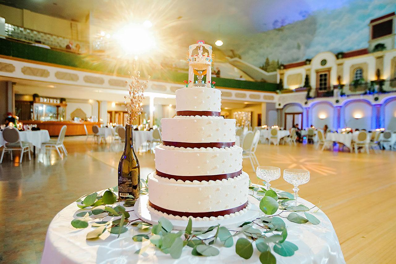 Kara Sean Fountain Square Theater Indianapolis Wedding 207