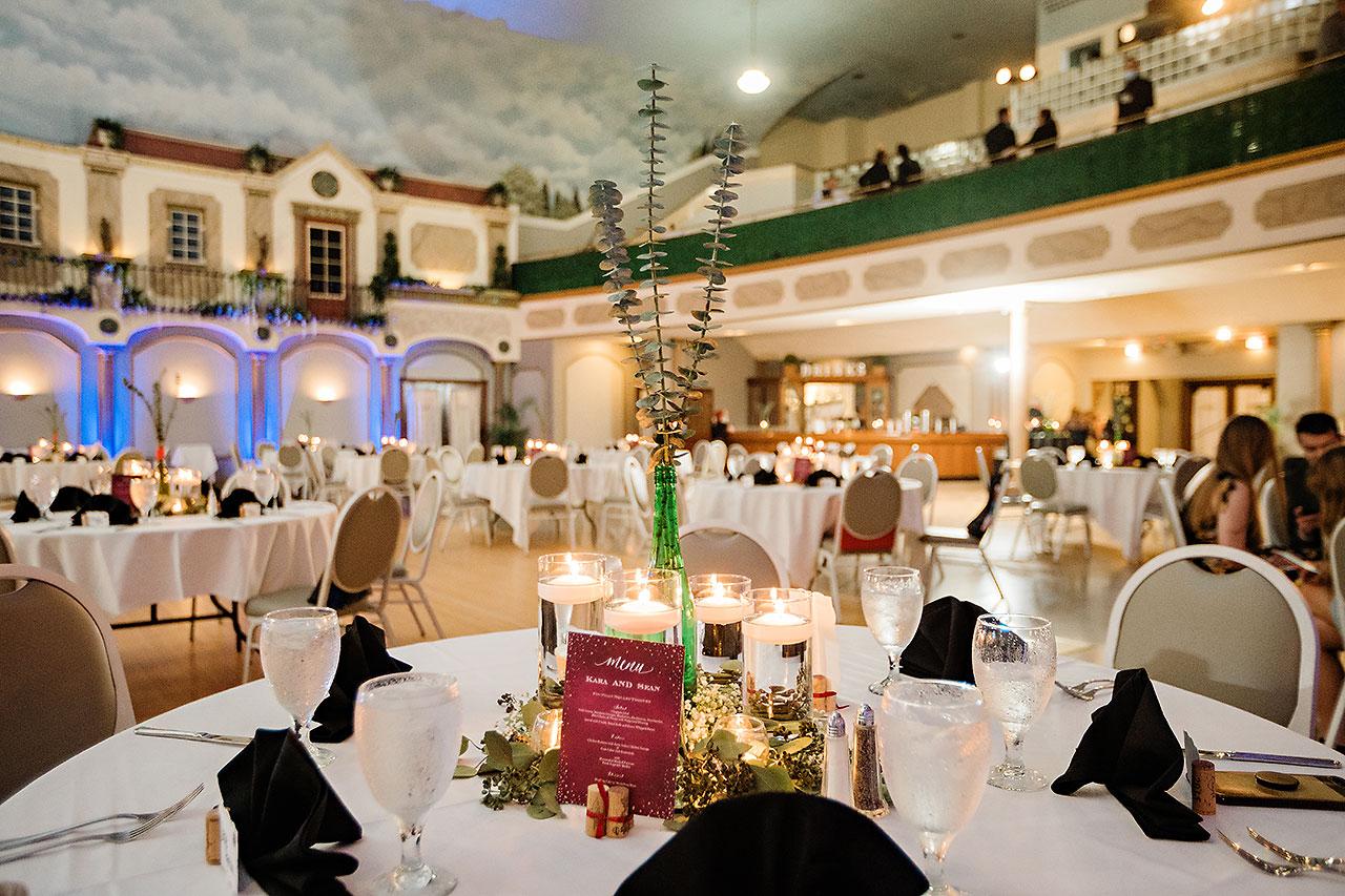 Kara Sean Fountain Square Theater Indianapolis Wedding 203