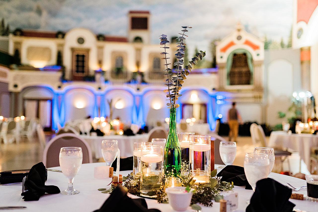 Kara Sean Fountain Square Theater Indianapolis Wedding 205