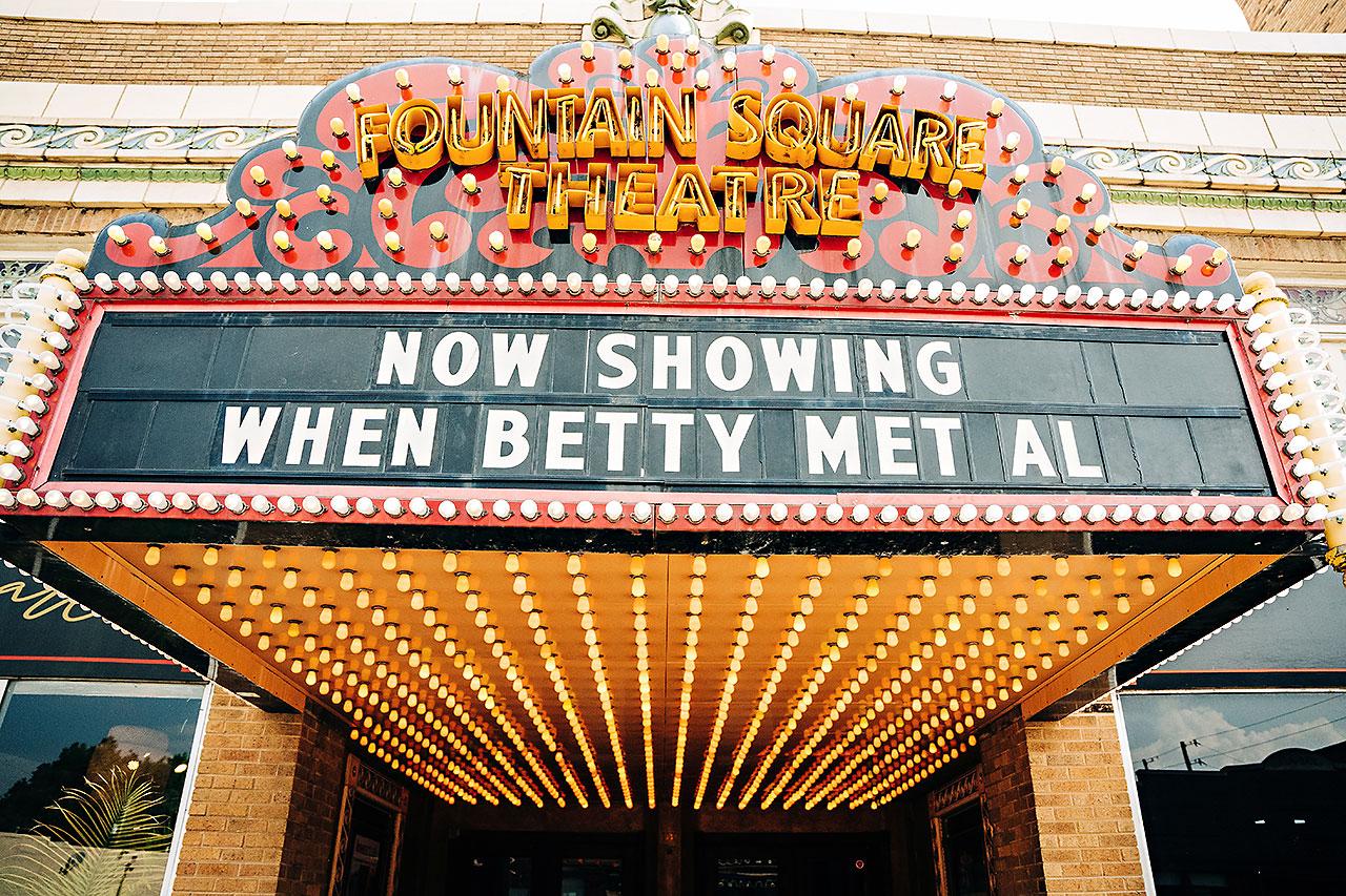 Kara Sean Fountain Square Theater Indianapolis Wedding 196