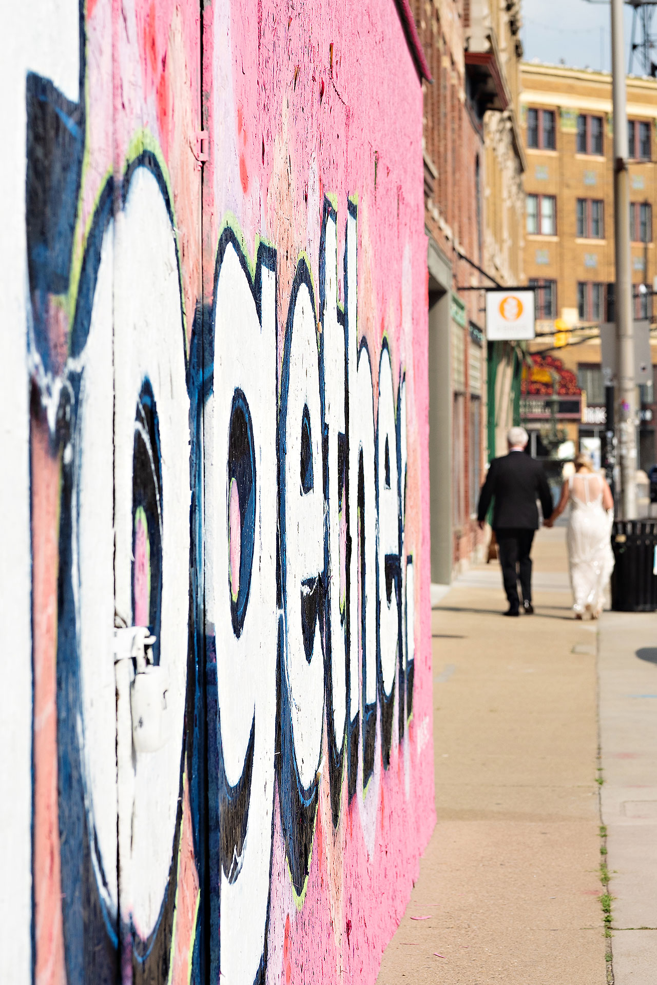 Kara Sean Fountain Square Theater Indianapolis Wedding 192