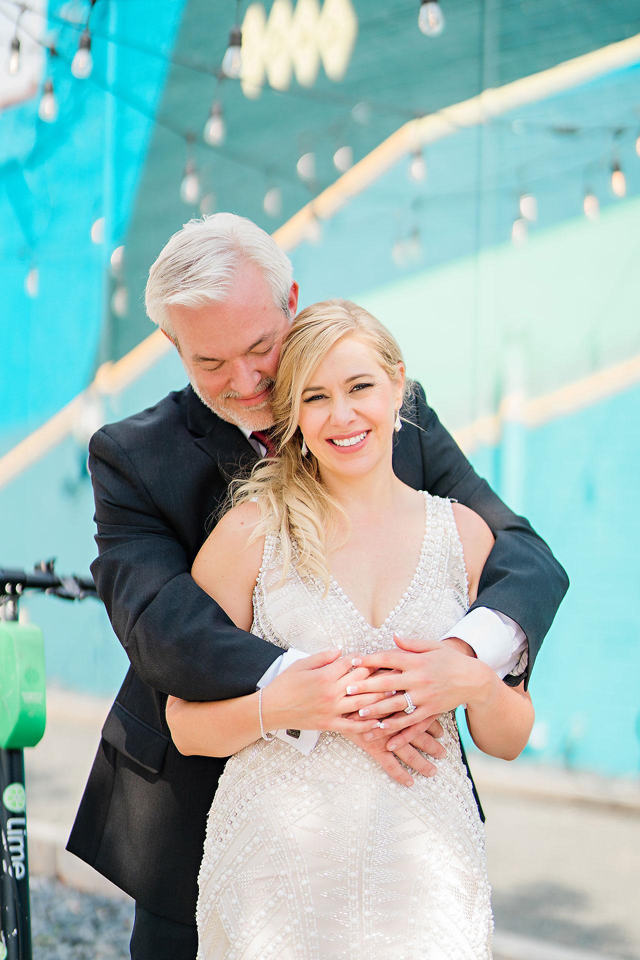 Kara Sean Fountain Square Theater Indianapolis Wedding 188
