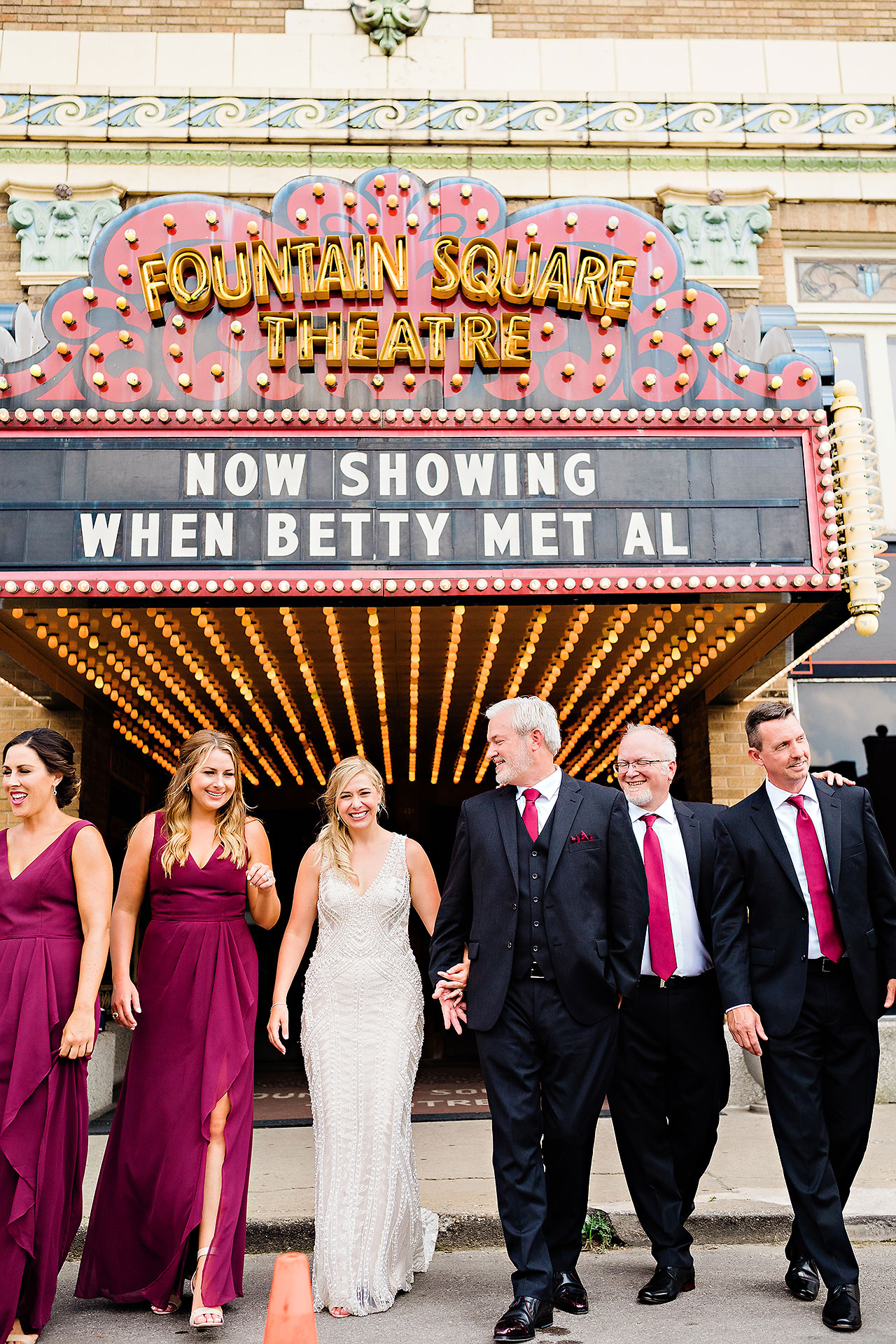 Kara Sean Fountain Square Theater Indianapolis Wedding 185