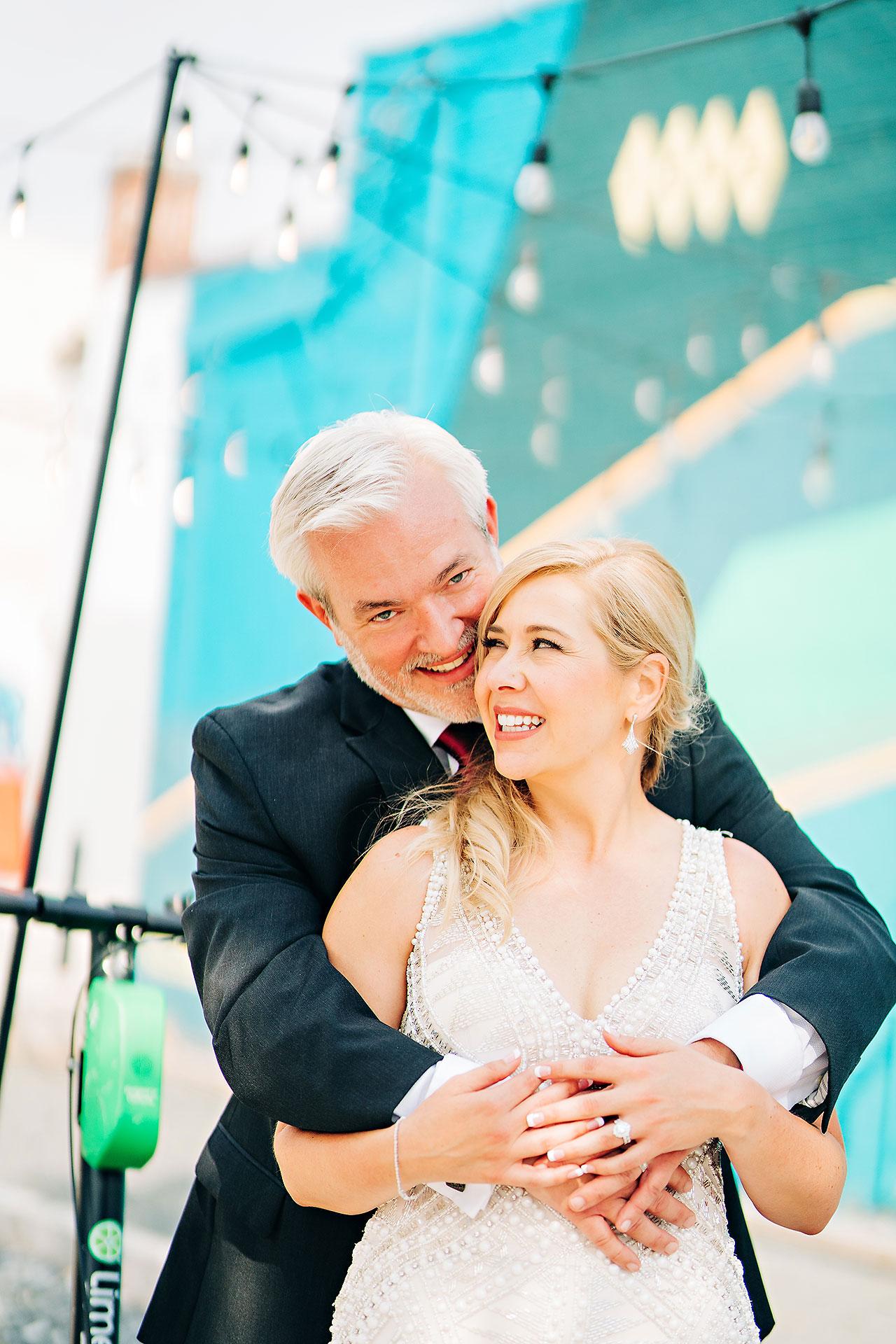 Kara Sean Fountain Square Theater Indianapolis Wedding 184