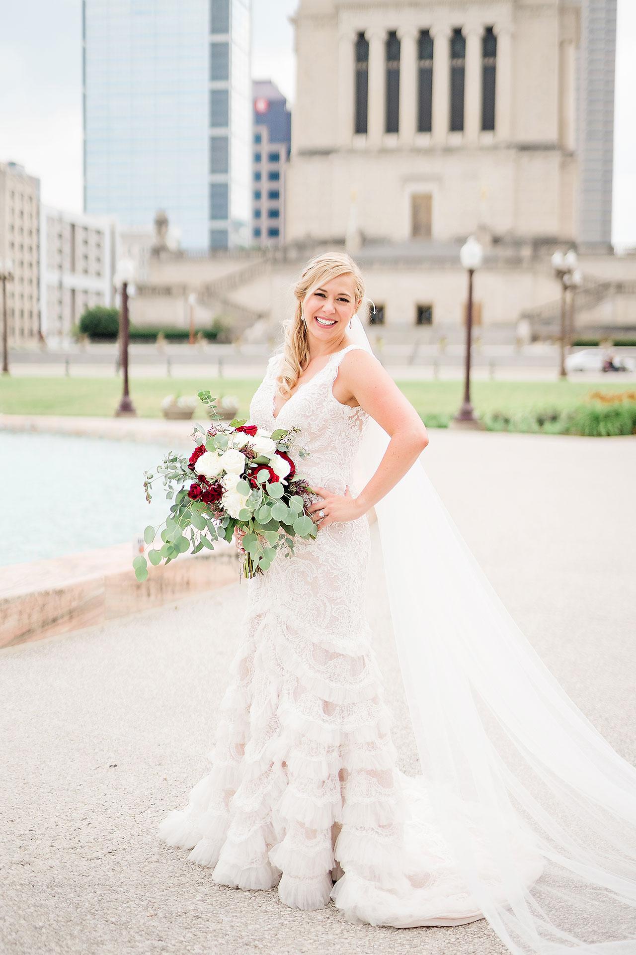 Kara Sean Fountain Square Theater Indianapolis Wedding 173