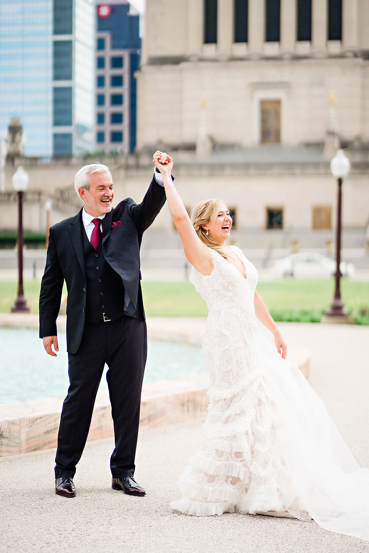 Kara Sean Fountain Square Theater Indianapolis Wedding 165