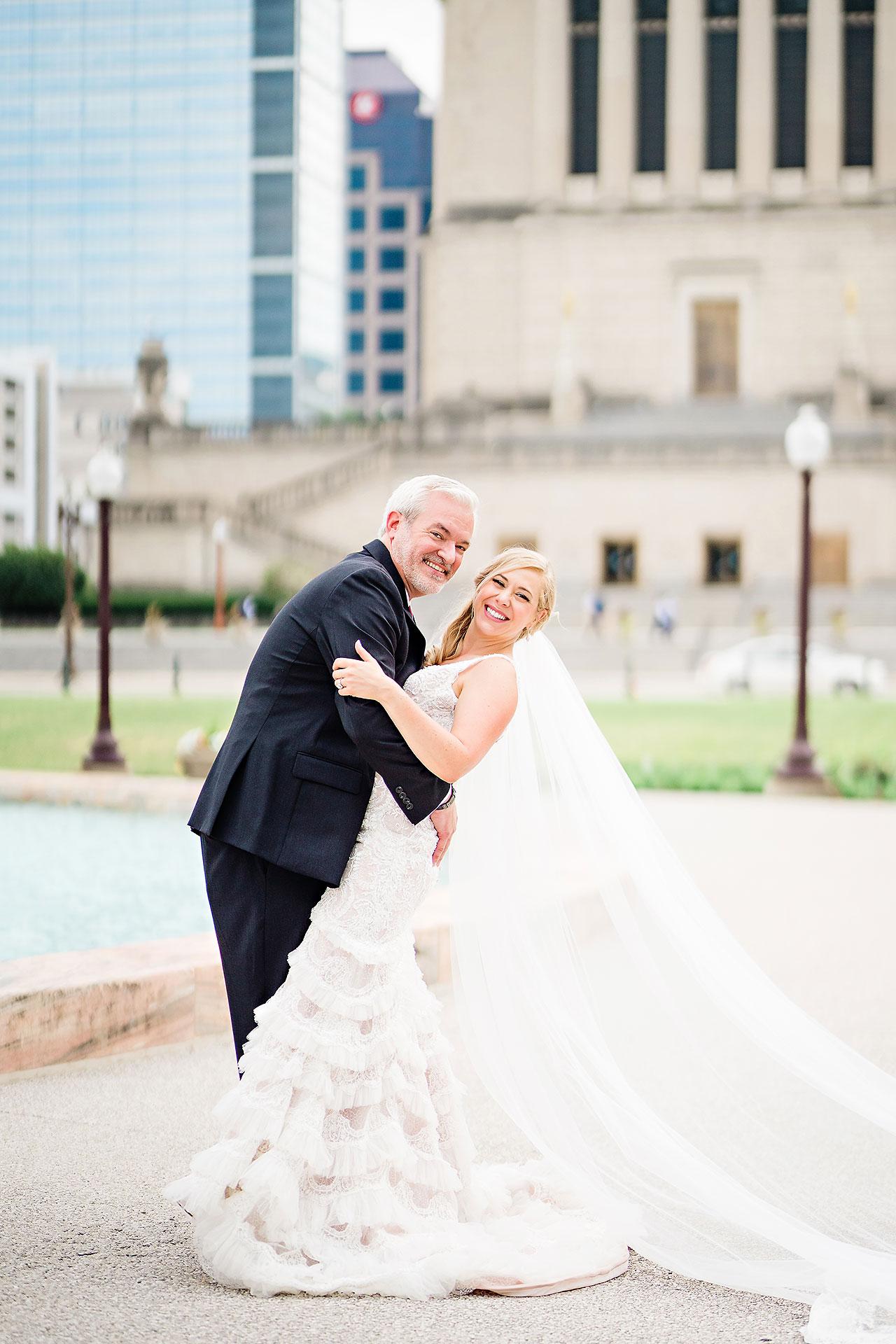 Kara Sean Fountain Square Theater Indianapolis Wedding 167