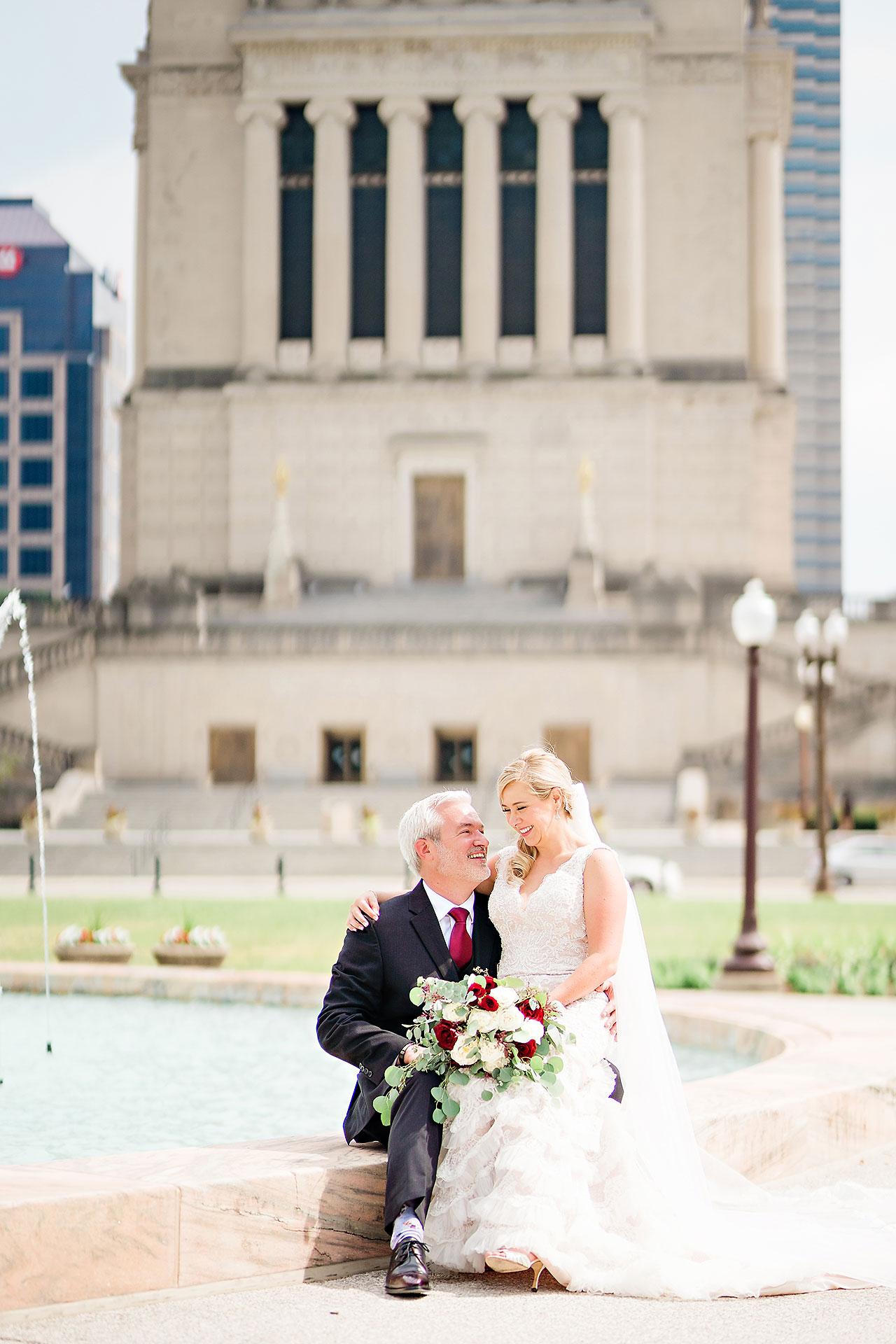 Kara Sean Fountain Square Theater Indianapolis Wedding 163