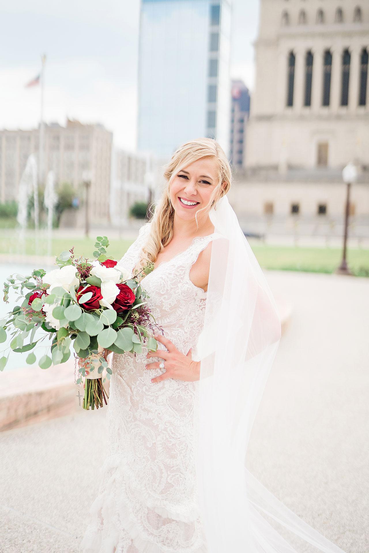Kara Sean Fountain Square Theater Indianapolis Wedding 159