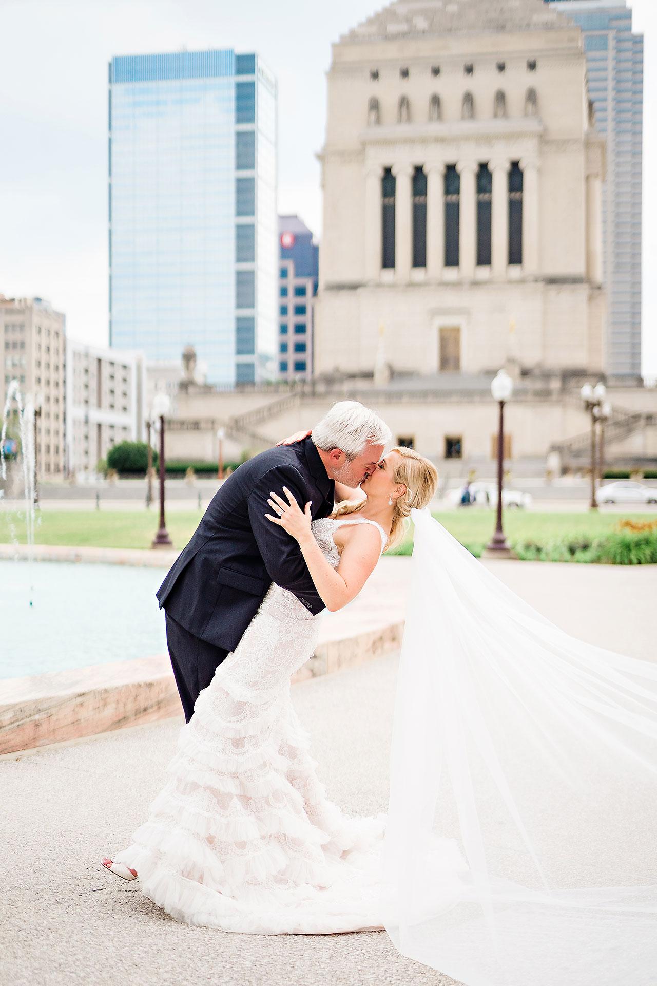 Kara Sean Fountain Square Theater Indianapolis Wedding 157