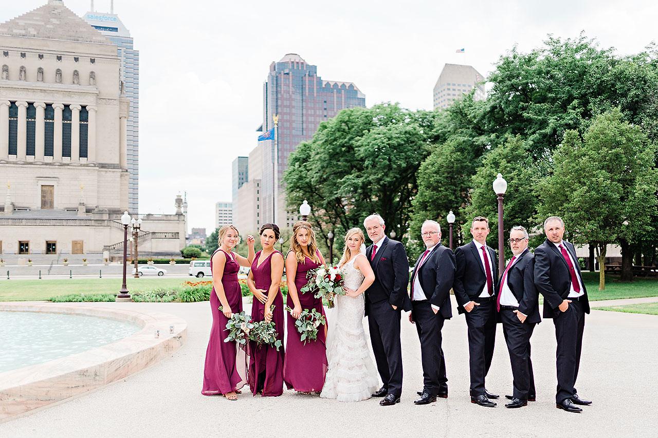 Kara Sean Fountain Square Theater Indianapolis Wedding 146