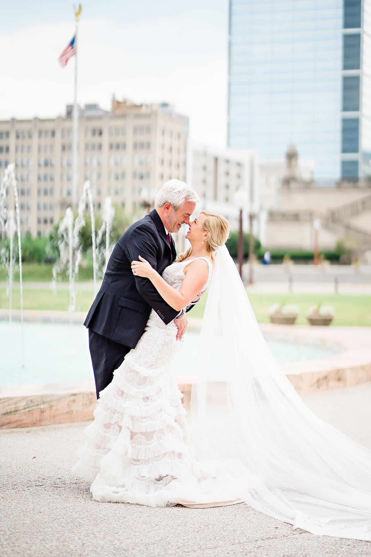 Kara Sean Fountain Square Theater Indianapolis Wedding 142