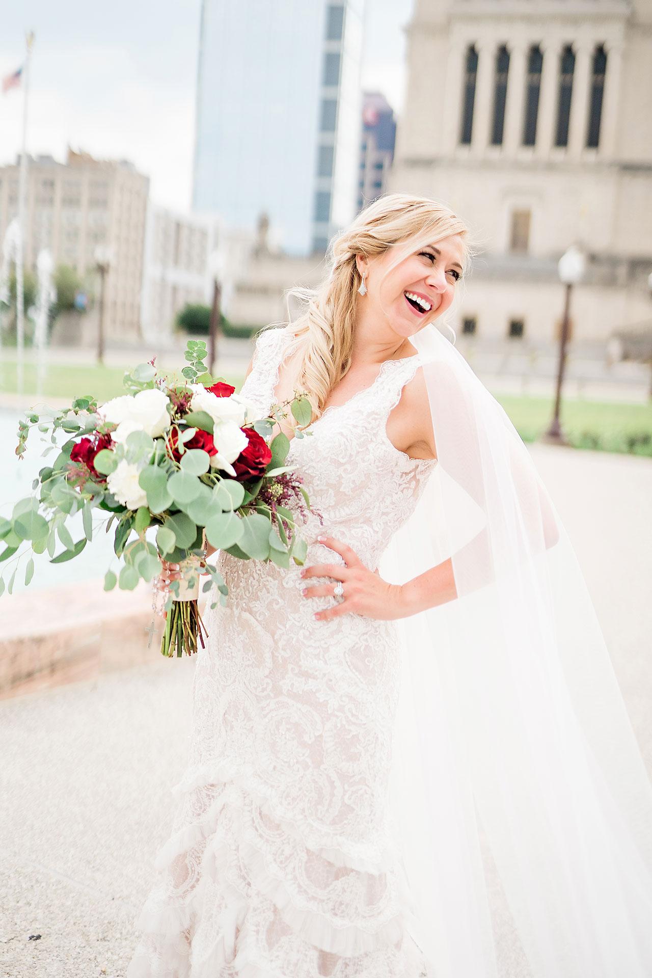 Kara Sean Fountain Square Theater Indianapolis Wedding 132