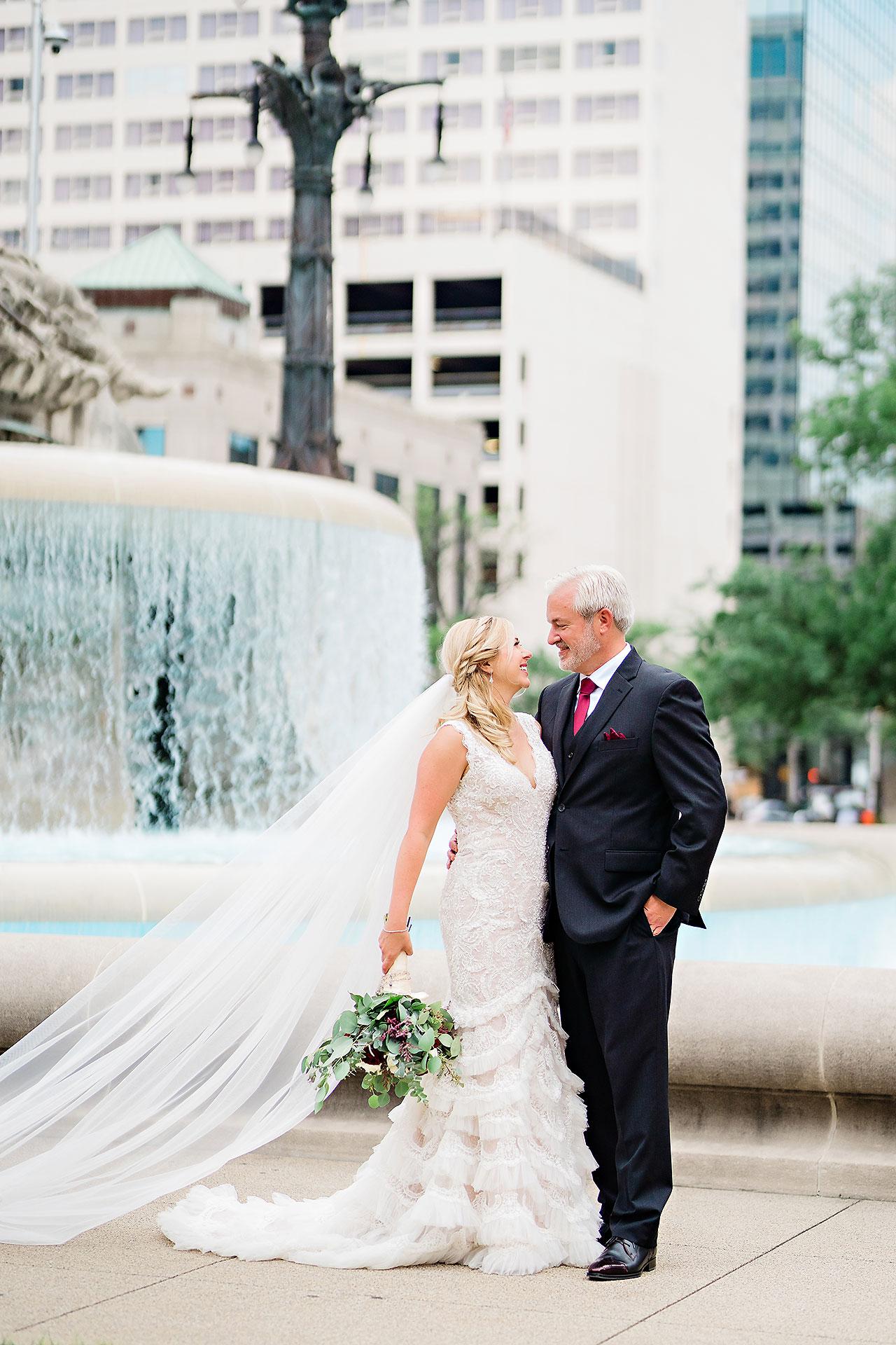 Kara Sean Fountain Square Theater Indianapolis Wedding 129