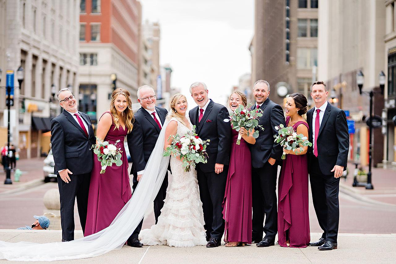 Kara Sean Fountain Square Theater Indianapolis Wedding 126