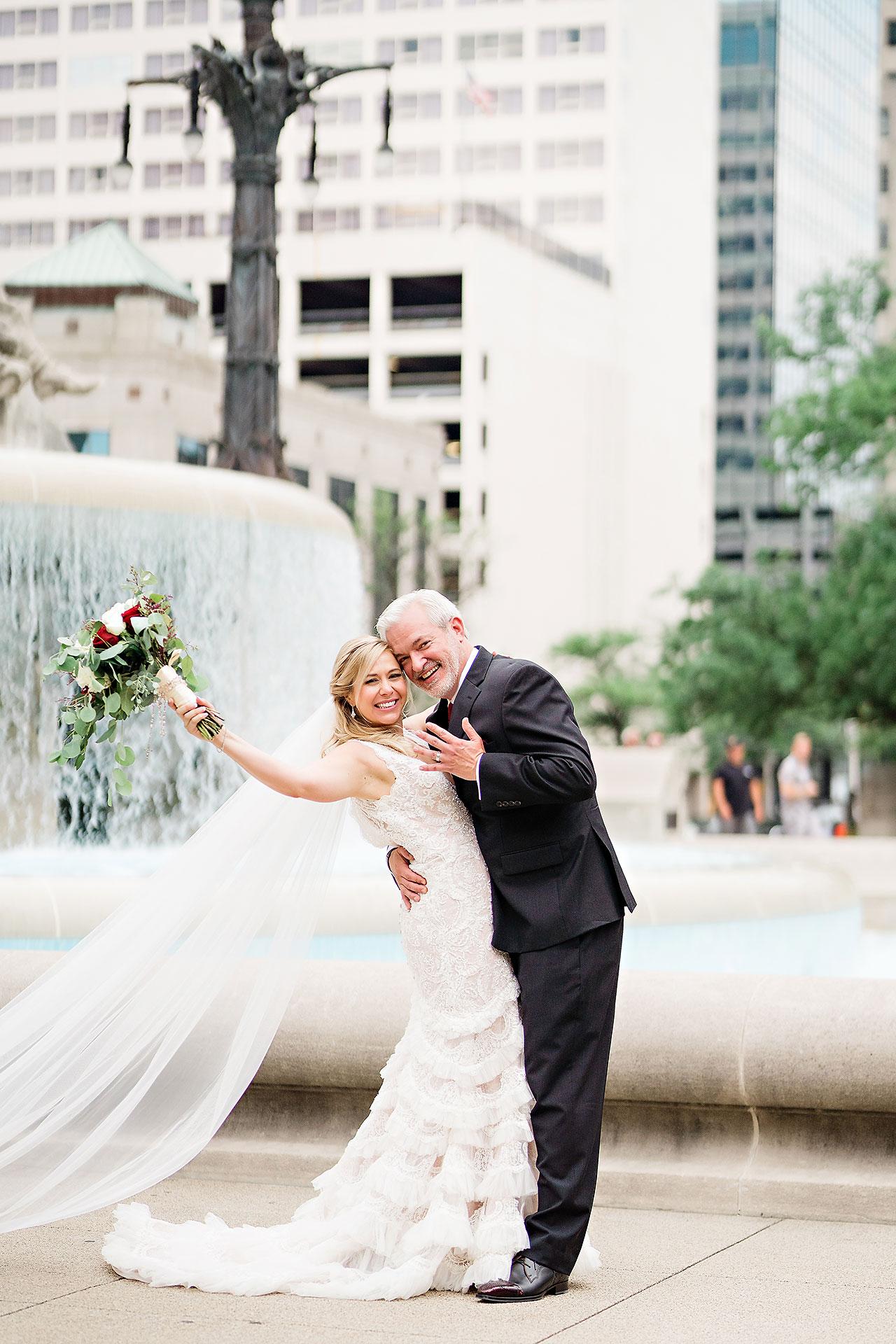 Kara Sean Fountain Square Theater Indianapolis Wedding 121