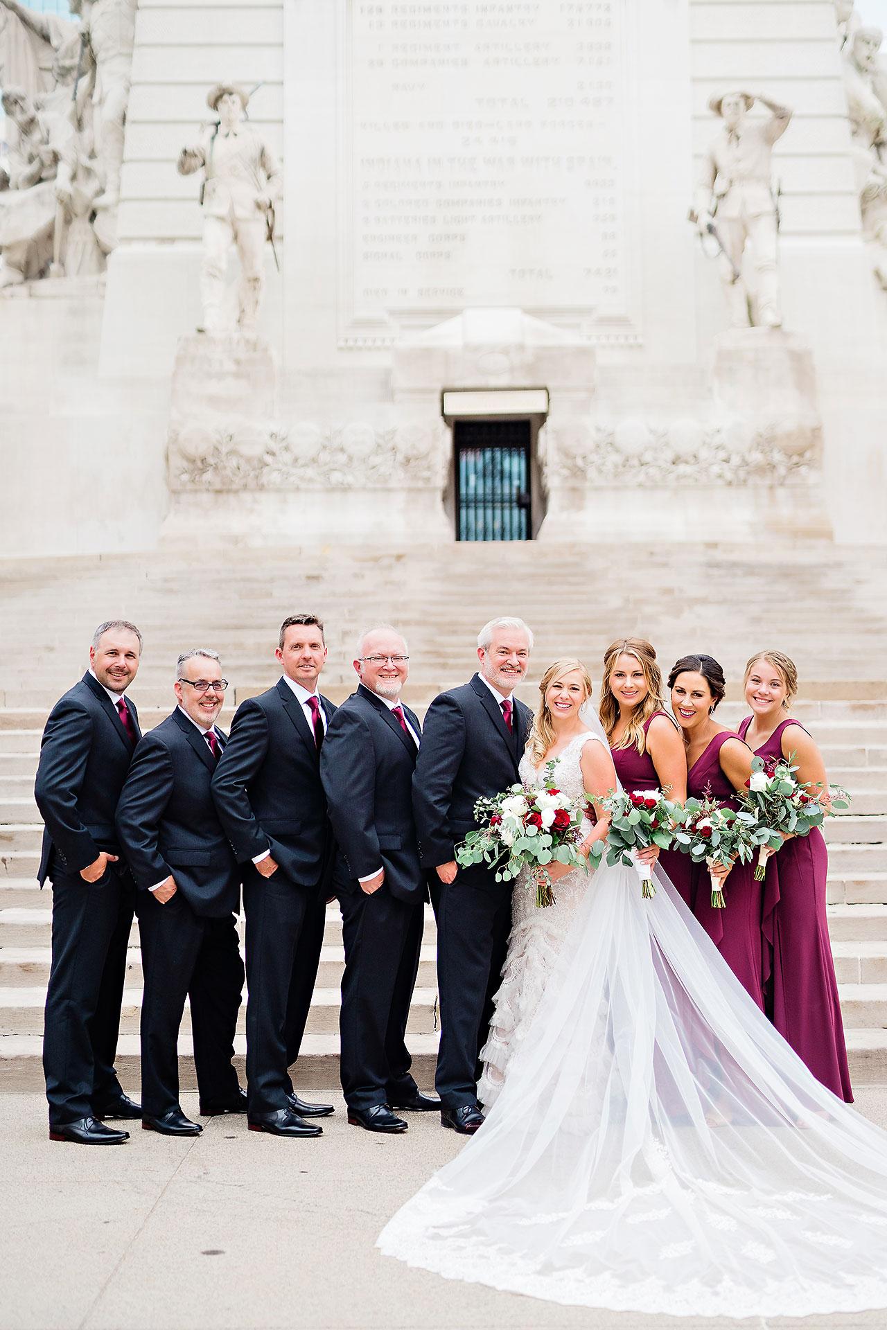 Kara Sean Fountain Square Theater Indianapolis Wedding 119