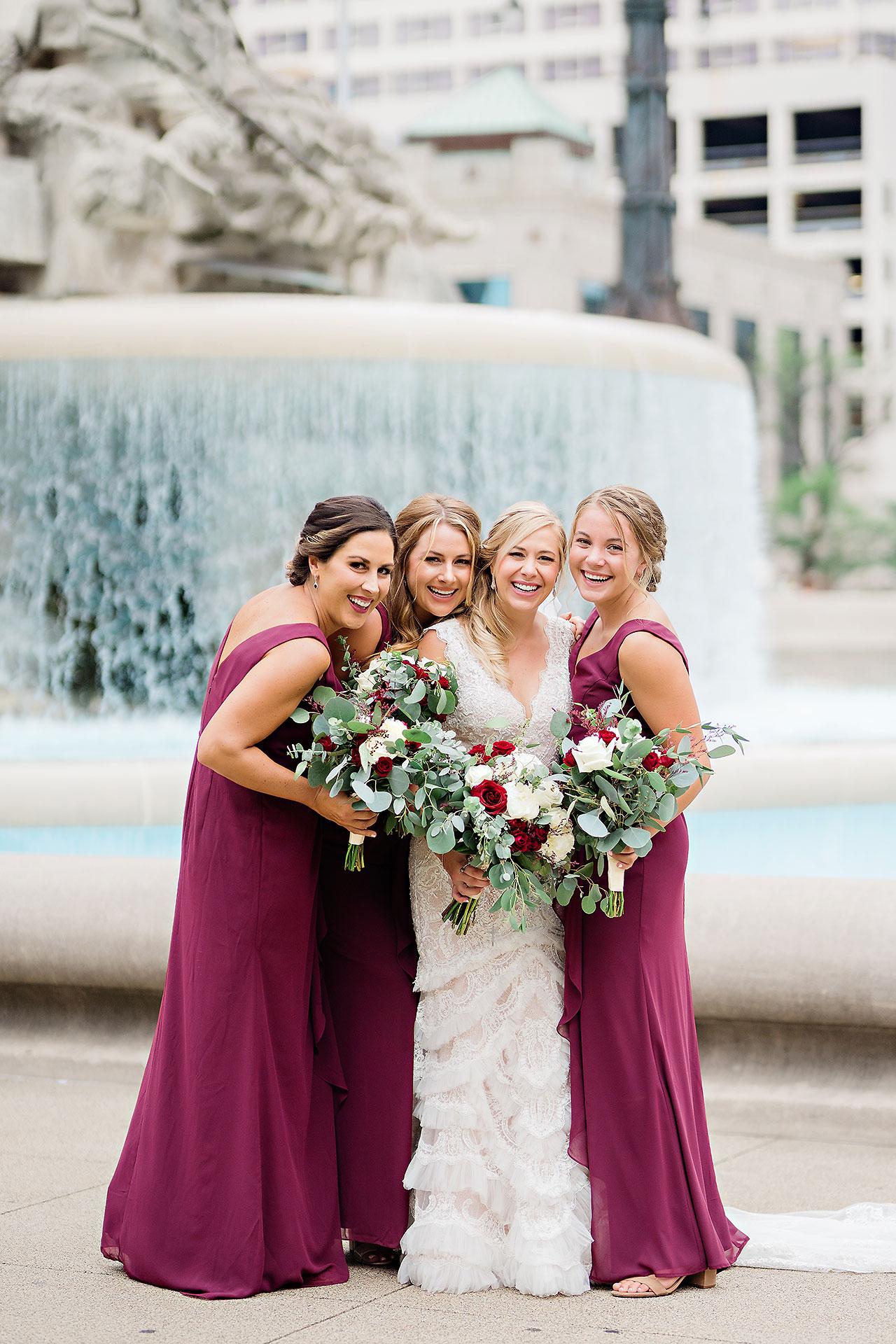 Kara Sean Fountain Square Theater Indianapolis Wedding 115