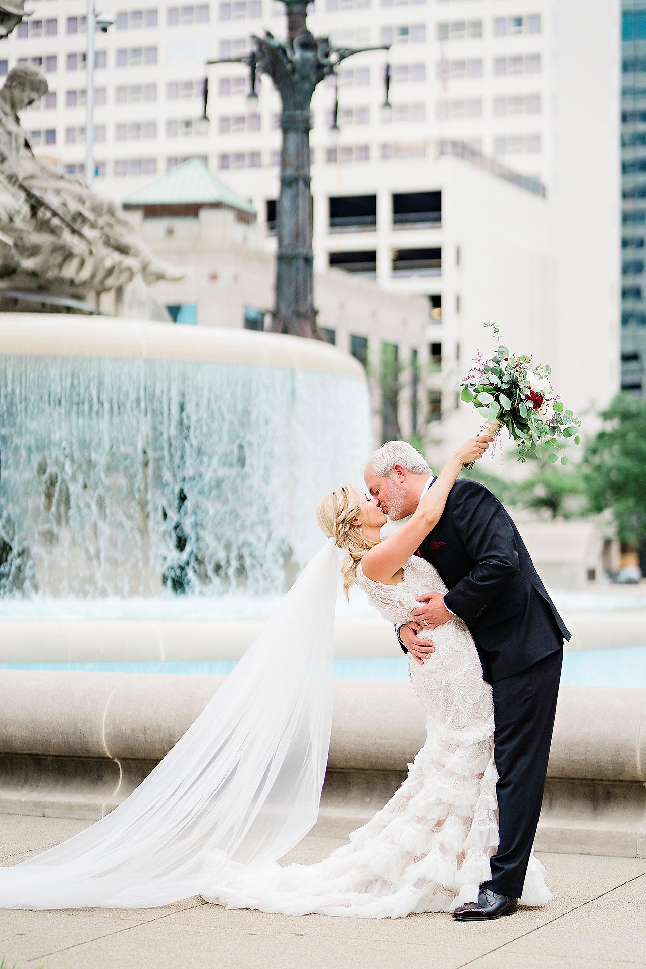 Kara Sean Fountain Square Theater Indianapolis Wedding 116