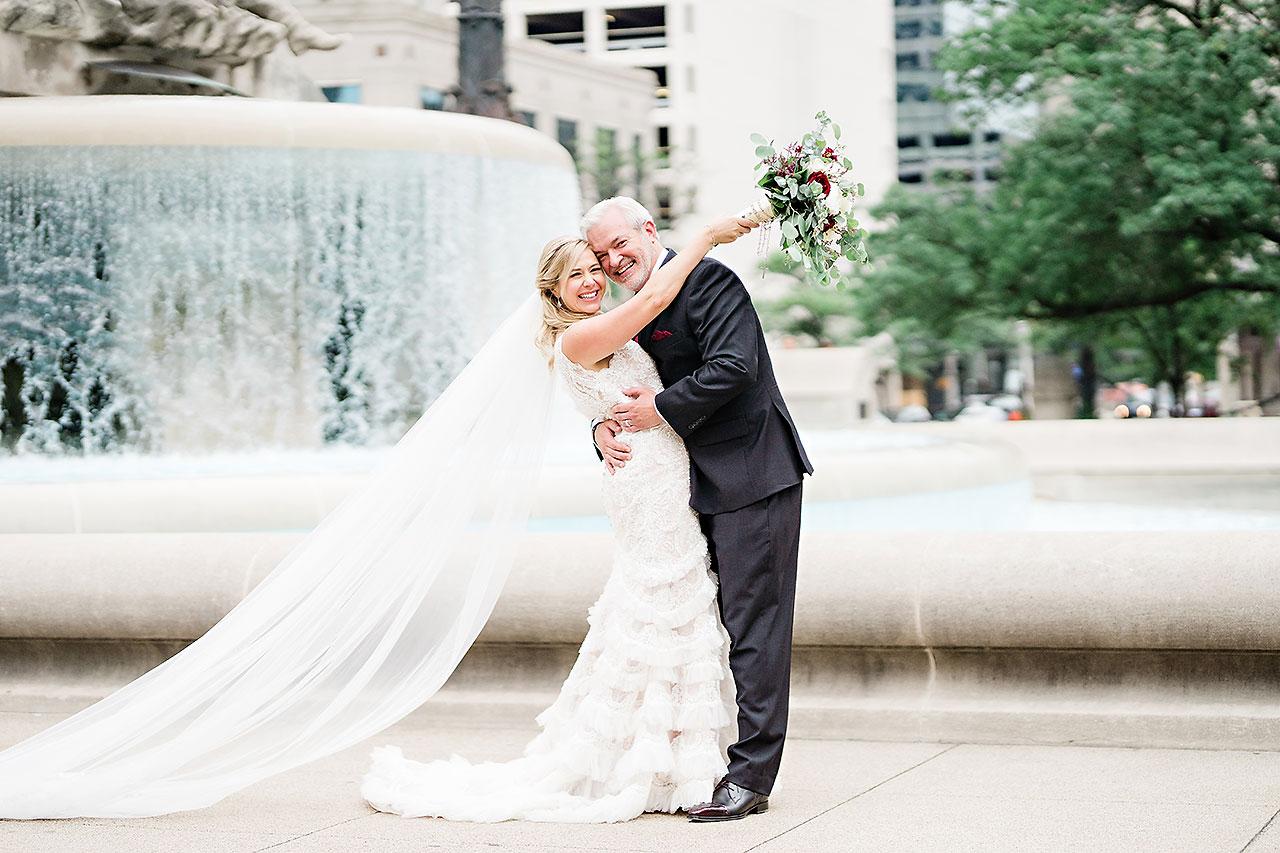 Kara Sean Fountain Square Theater Indianapolis Wedding 114