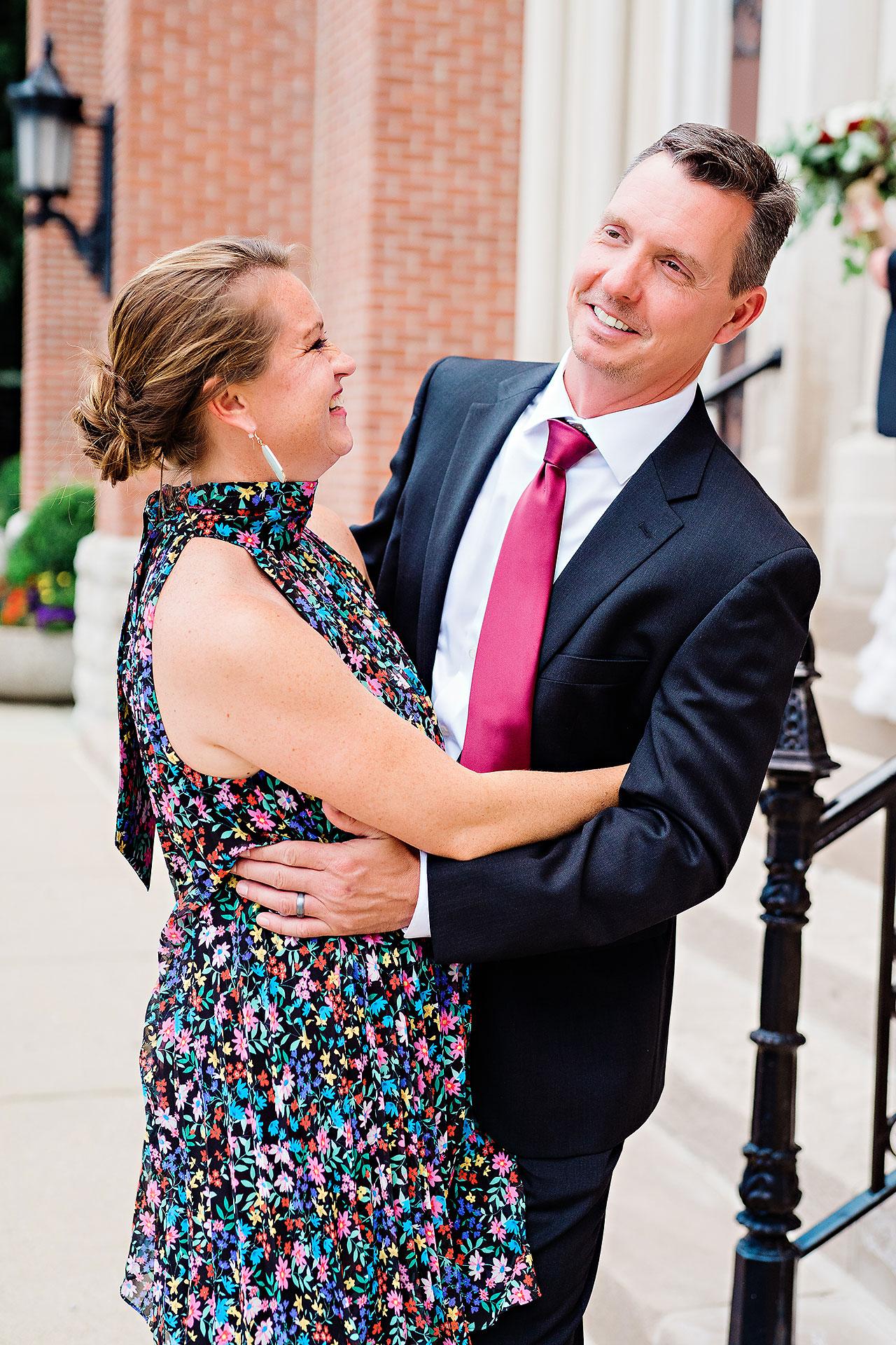 Kara Sean Fountain Square Theater Indianapolis Wedding 109