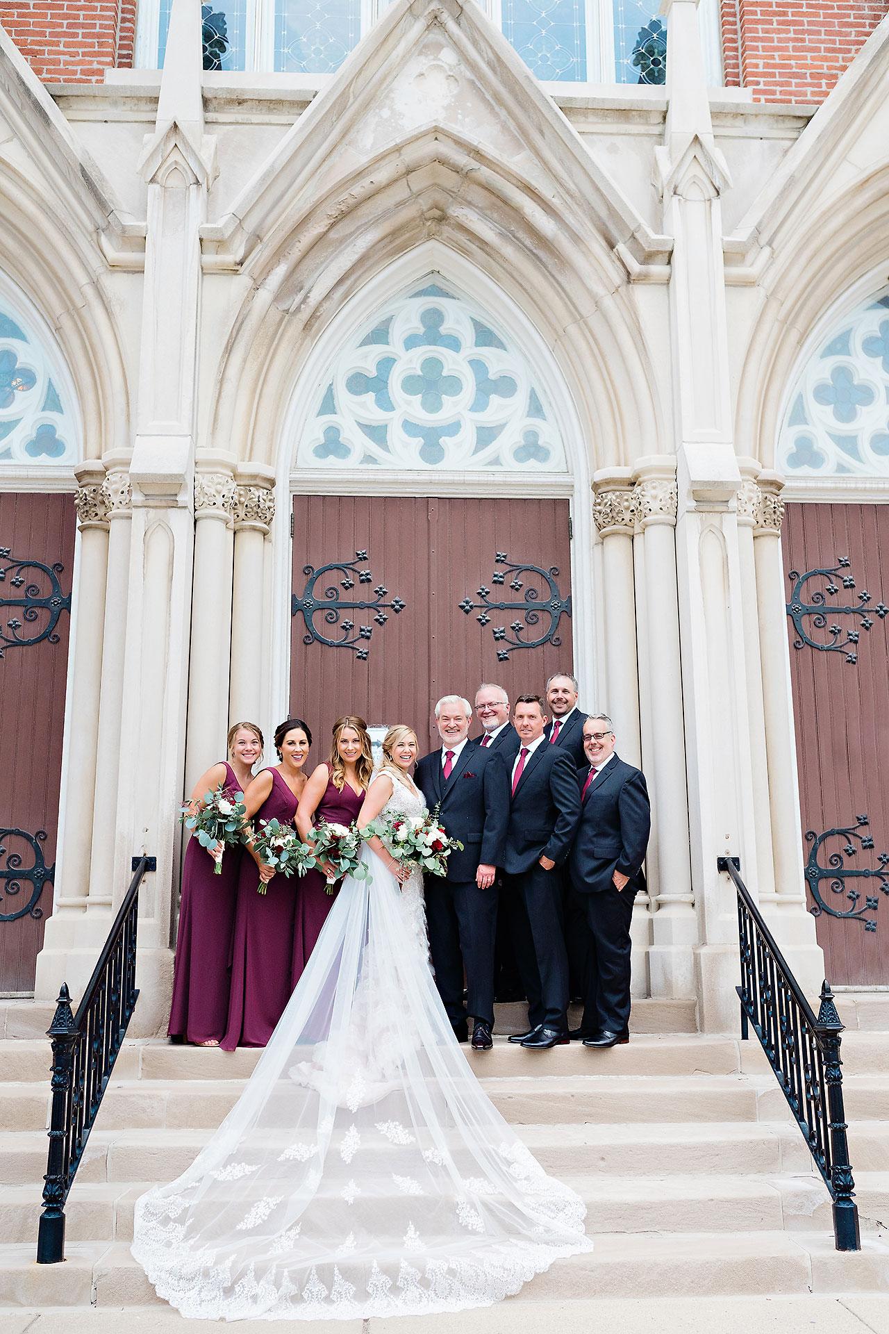 Kara Sean Fountain Square Theater Indianapolis Wedding 108