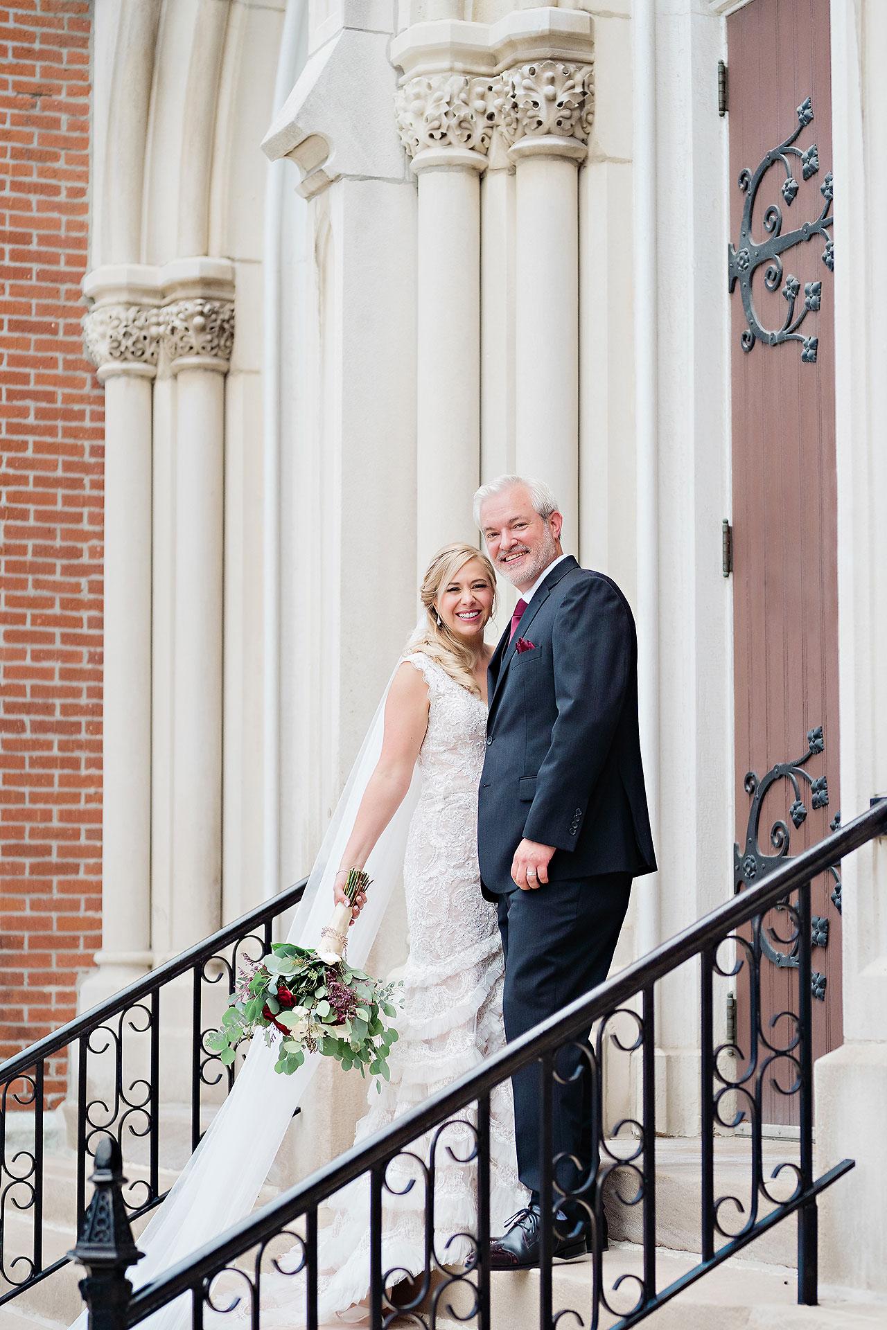 Kara Sean Fountain Square Theater Indianapolis Wedding 104