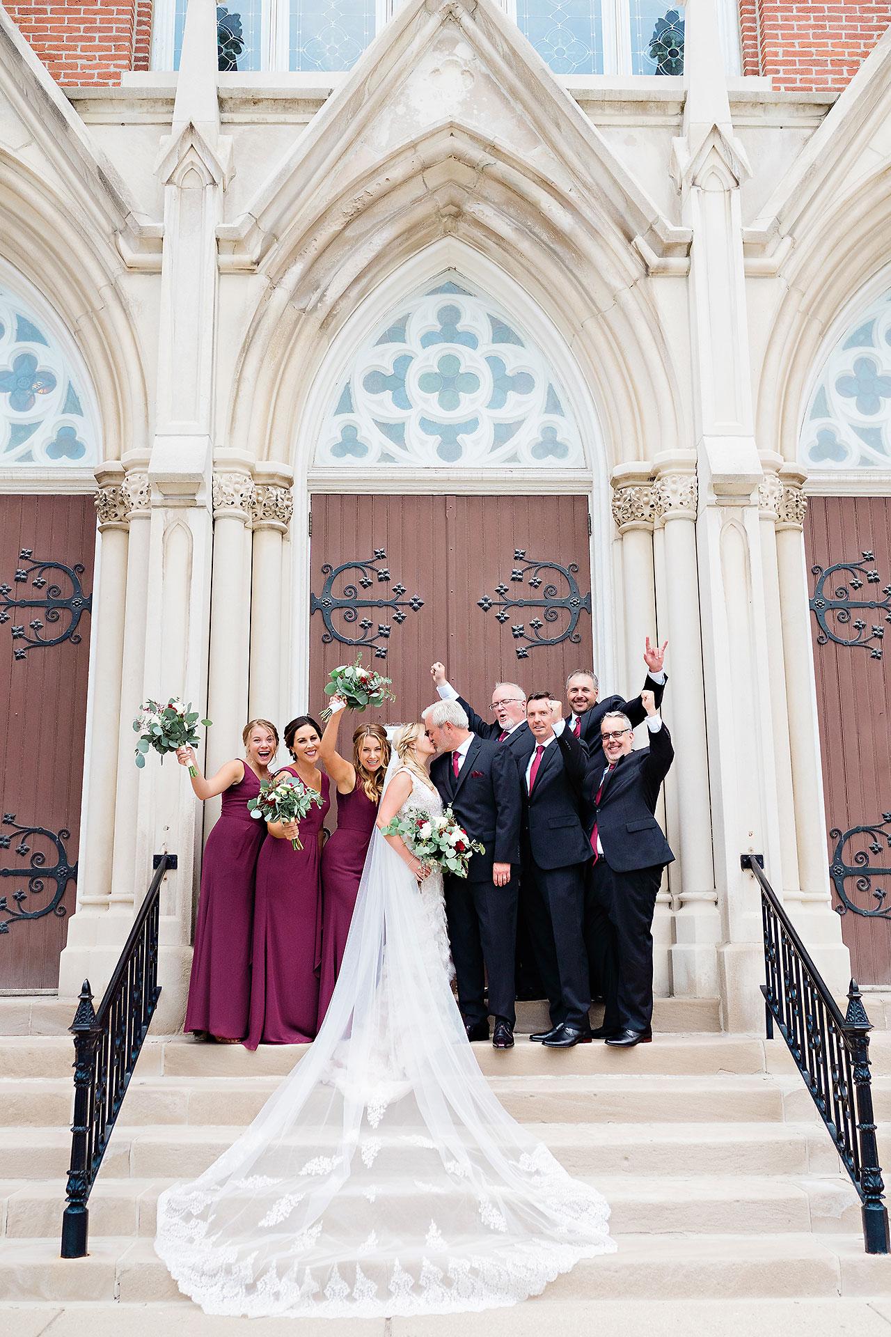 Kara Sean Fountain Square Theater Indianapolis Wedding 100