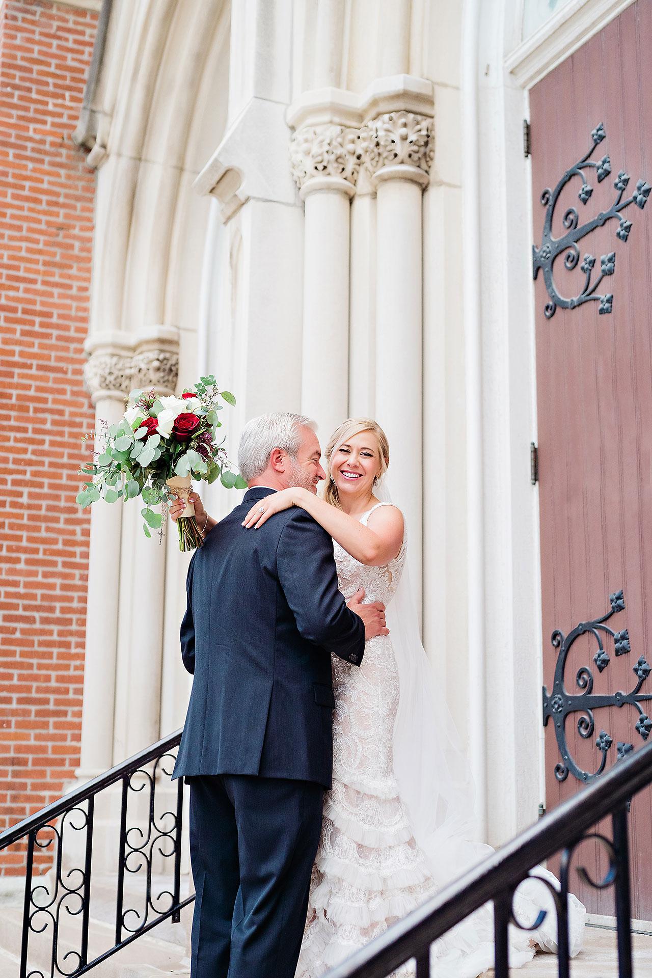 Kara Sean Fountain Square Theater Indianapolis Wedding 096