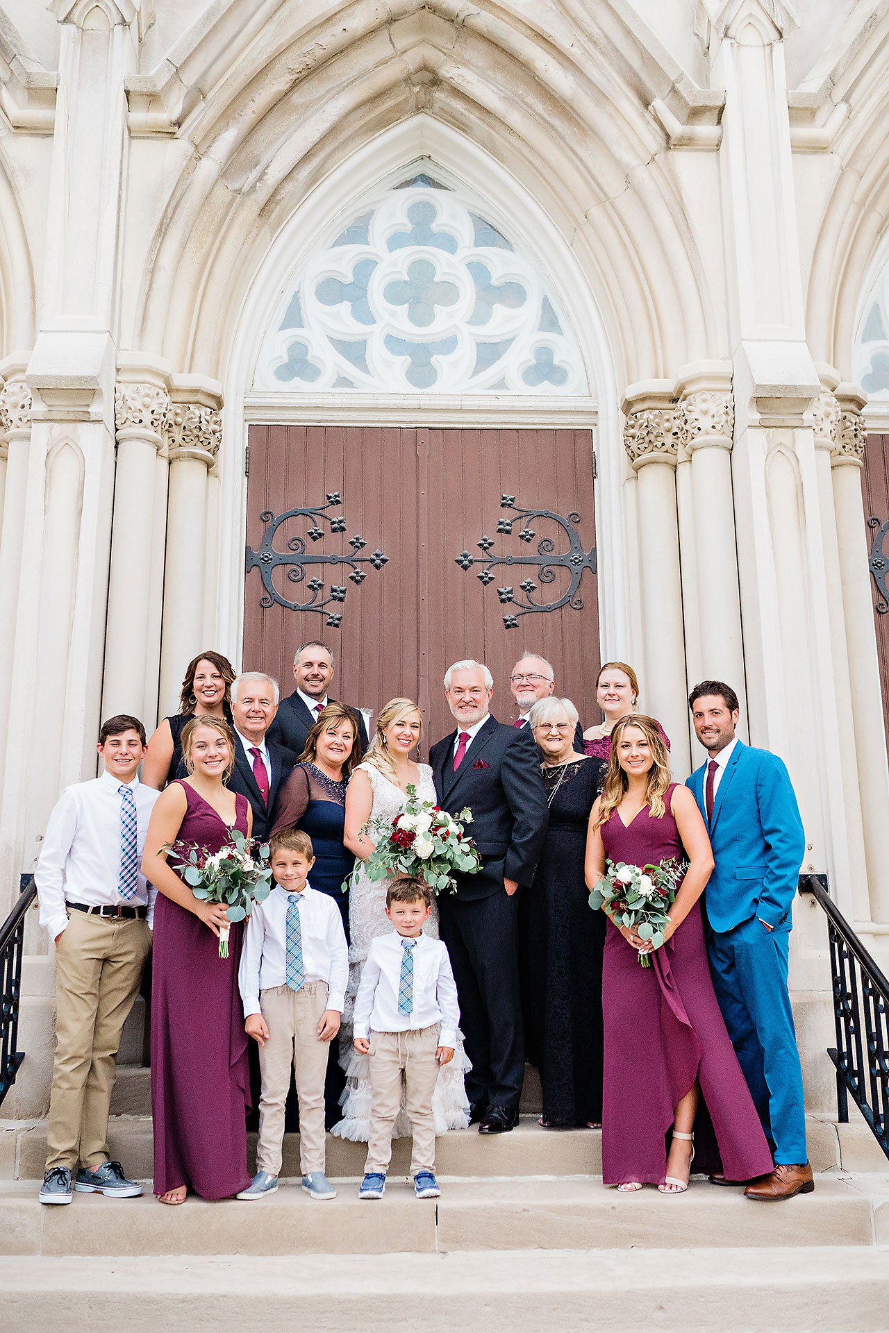 Kara Sean Fountain Square Theater Indianapolis Wedding 093