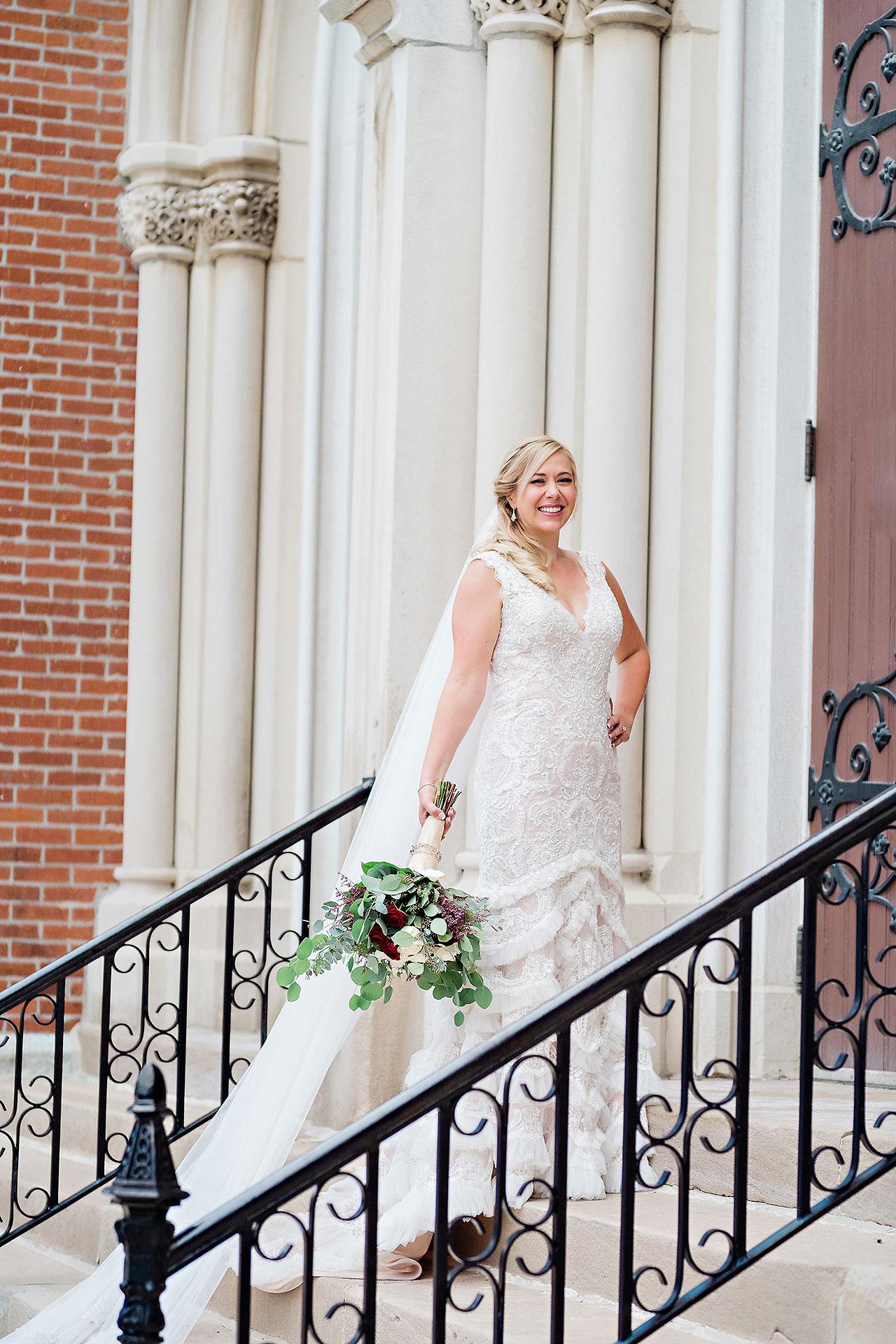 Kara Sean Fountain Square Theater Indianapolis Wedding 094