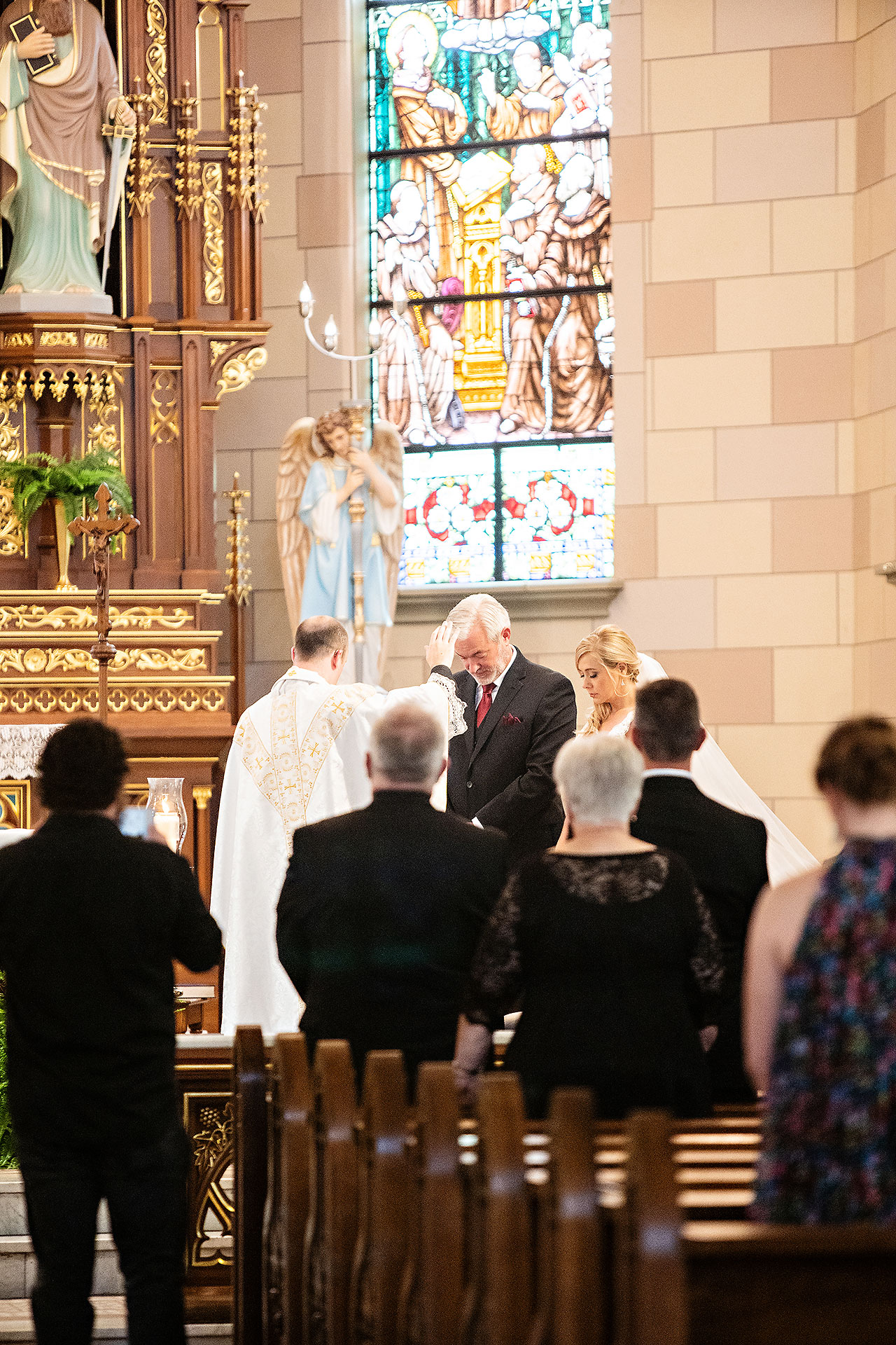 Kara Sean Fountain Square Theater Indianapolis Wedding 083