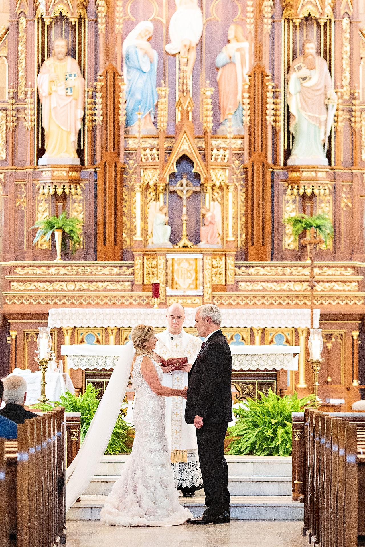 Kara Sean Fountain Square Theater Indianapolis Wedding 081