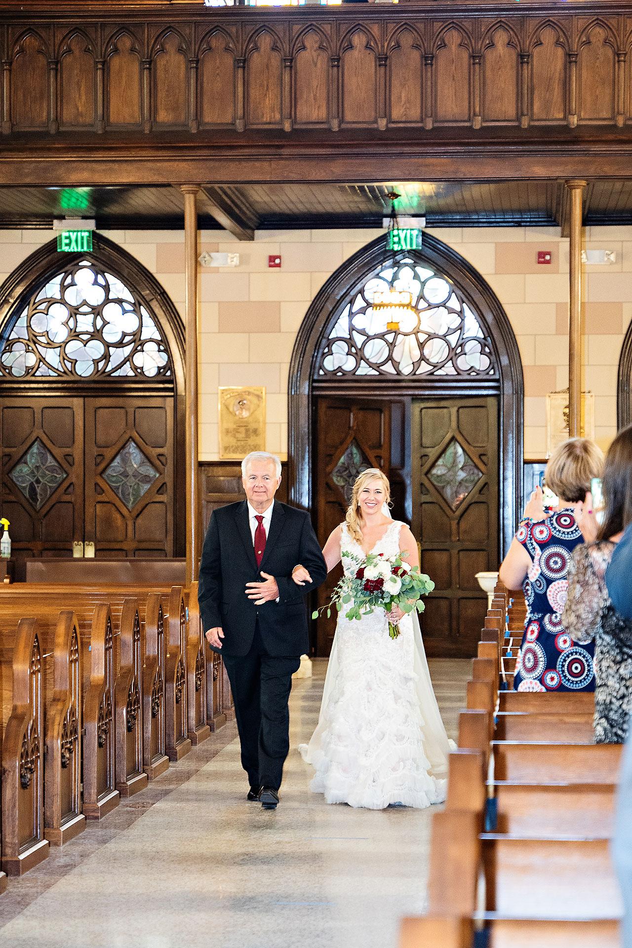 Kara Sean Fountain Square Theater Indianapolis Wedding 078