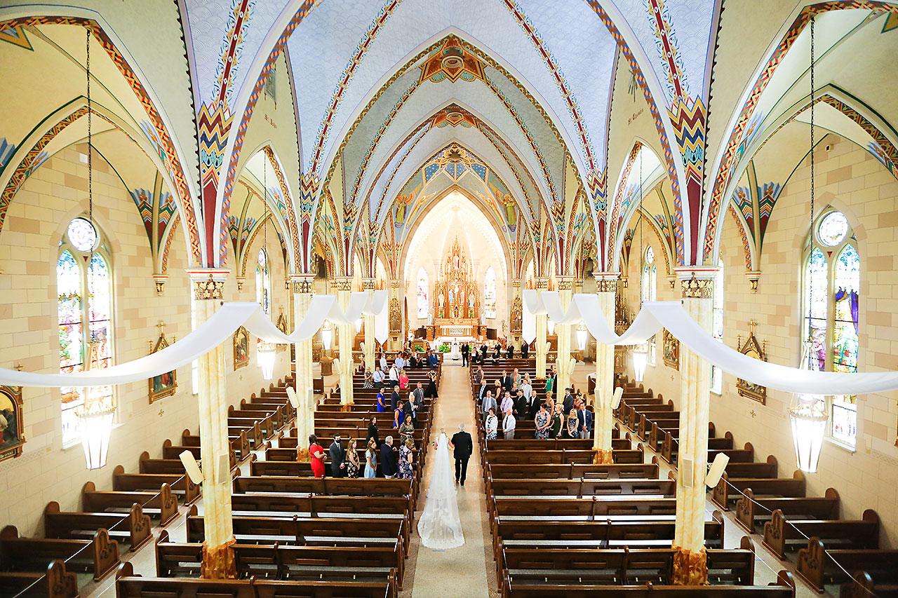 Kara Sean Fountain Square Theater Indianapolis Wedding 076